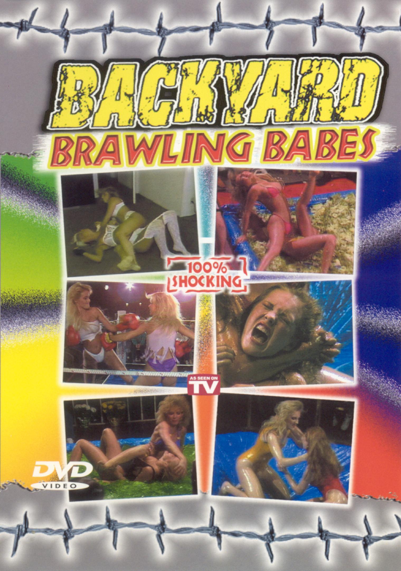 Backyard Brawling Babes, Vol. 1