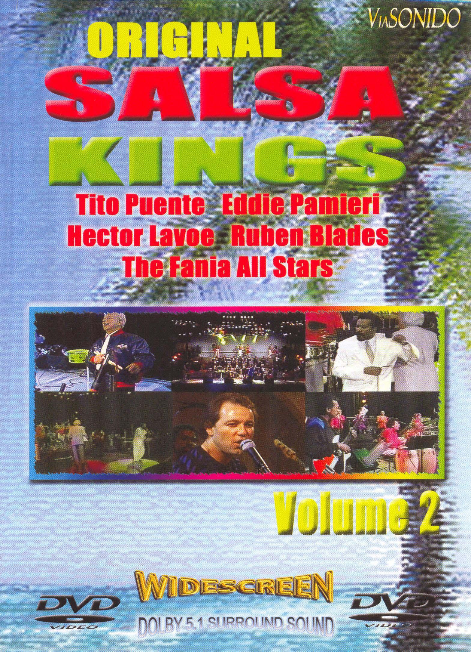 Original Salsa Kings, Vol. 2