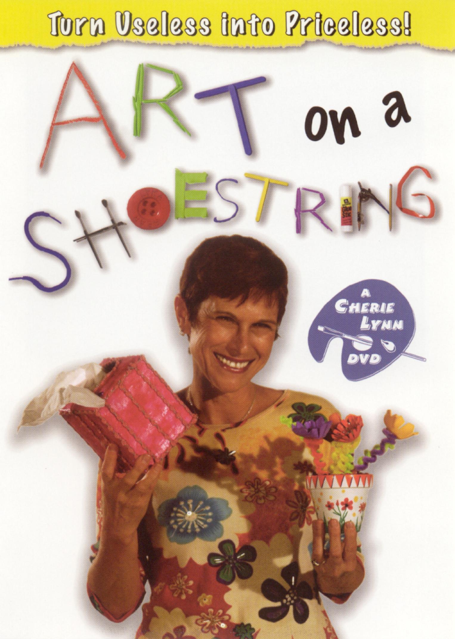 Art on a Shoe String