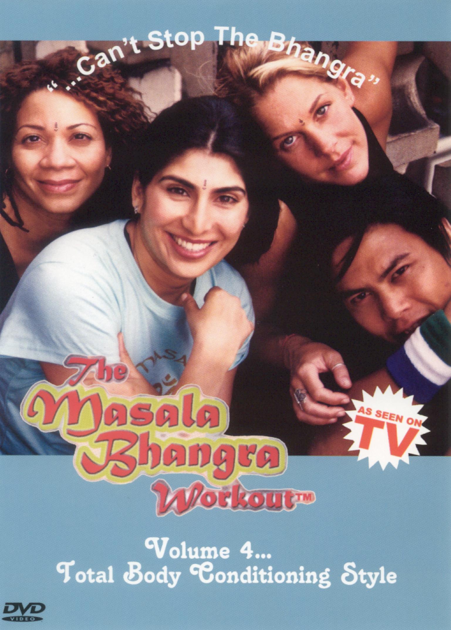 Masala Bhangra Workout, Vol. 4: Total Body