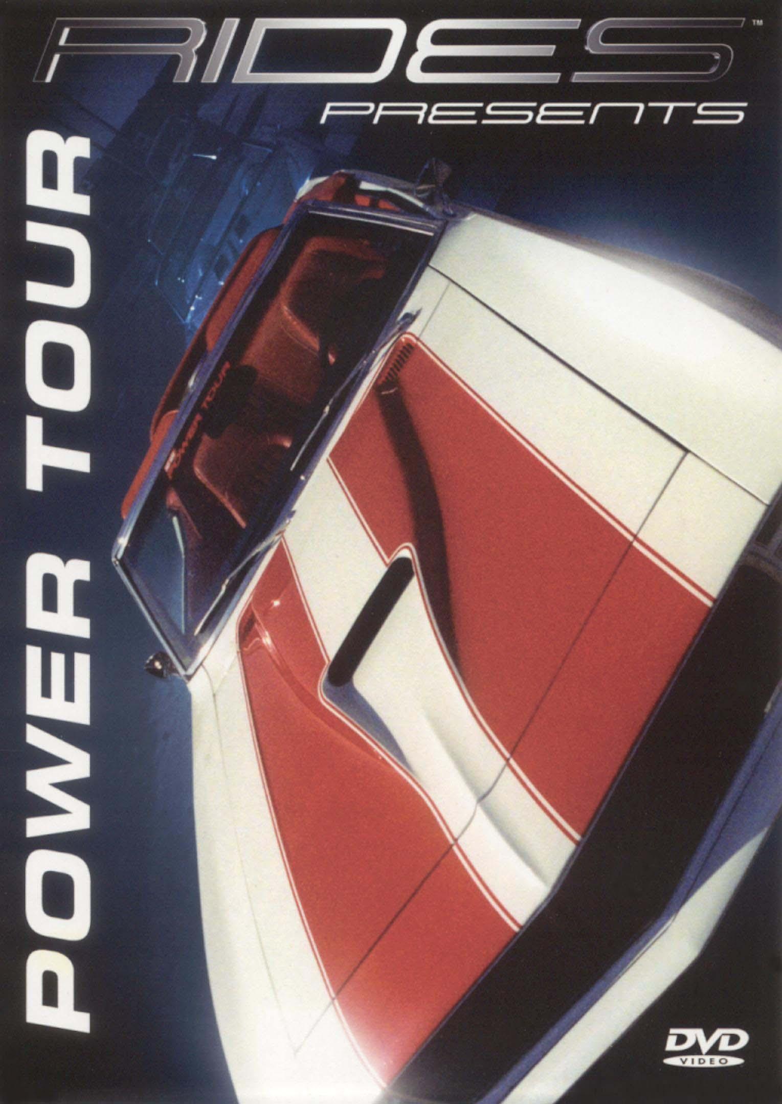 Rides Power Tour
