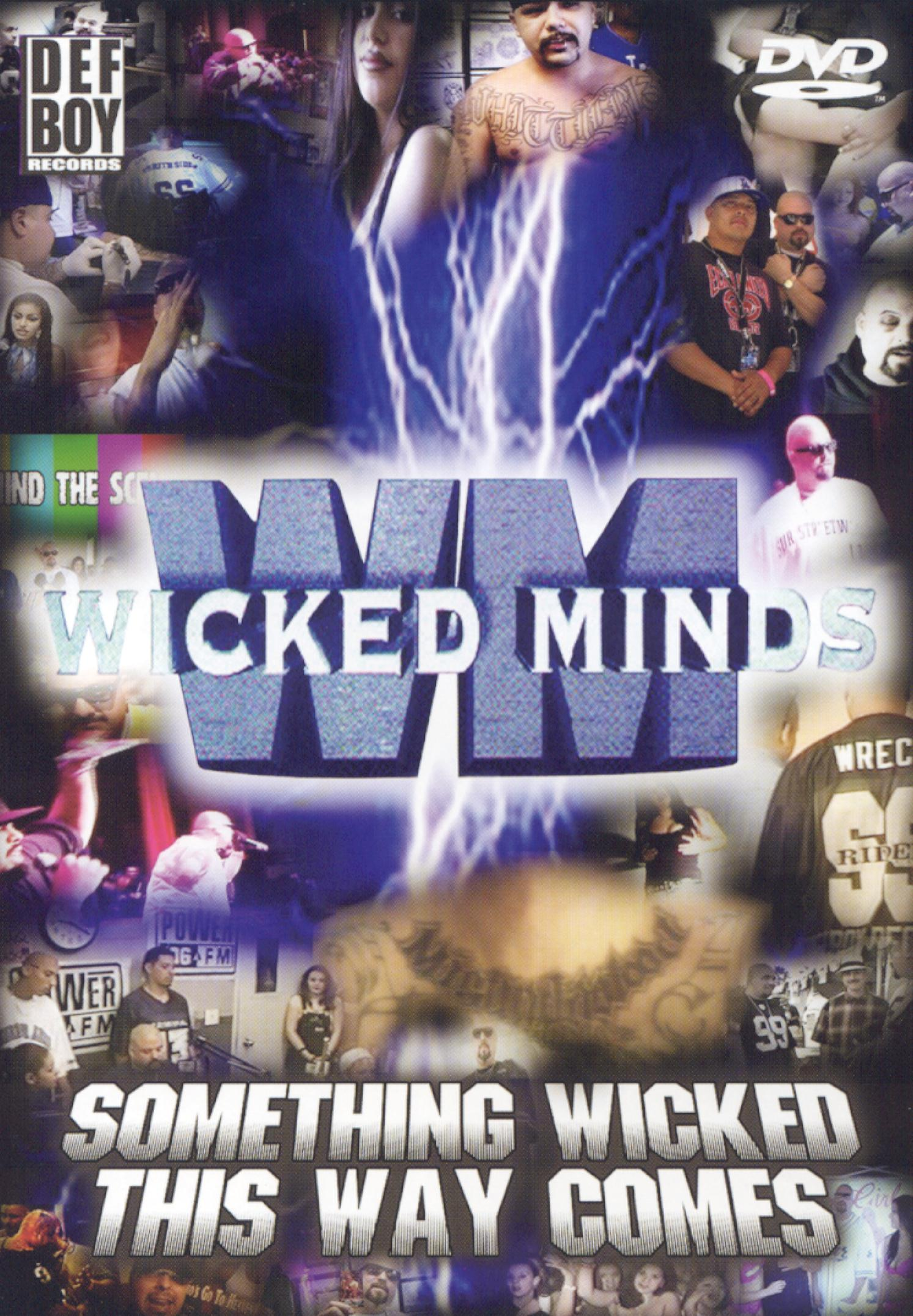 Wicked Minds: Something Wicked This Way Comes