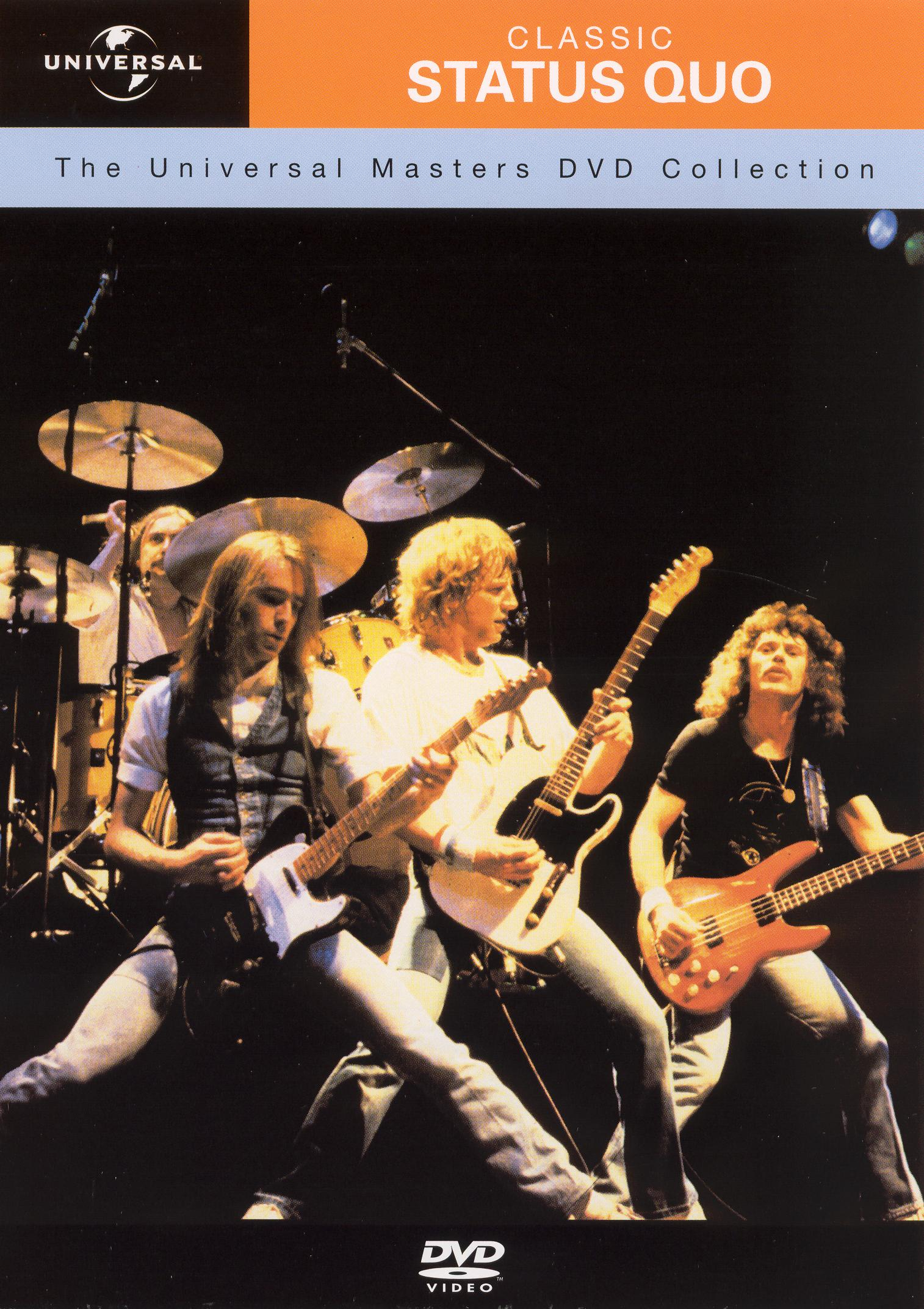 Universal Masters Collection: Status Quo