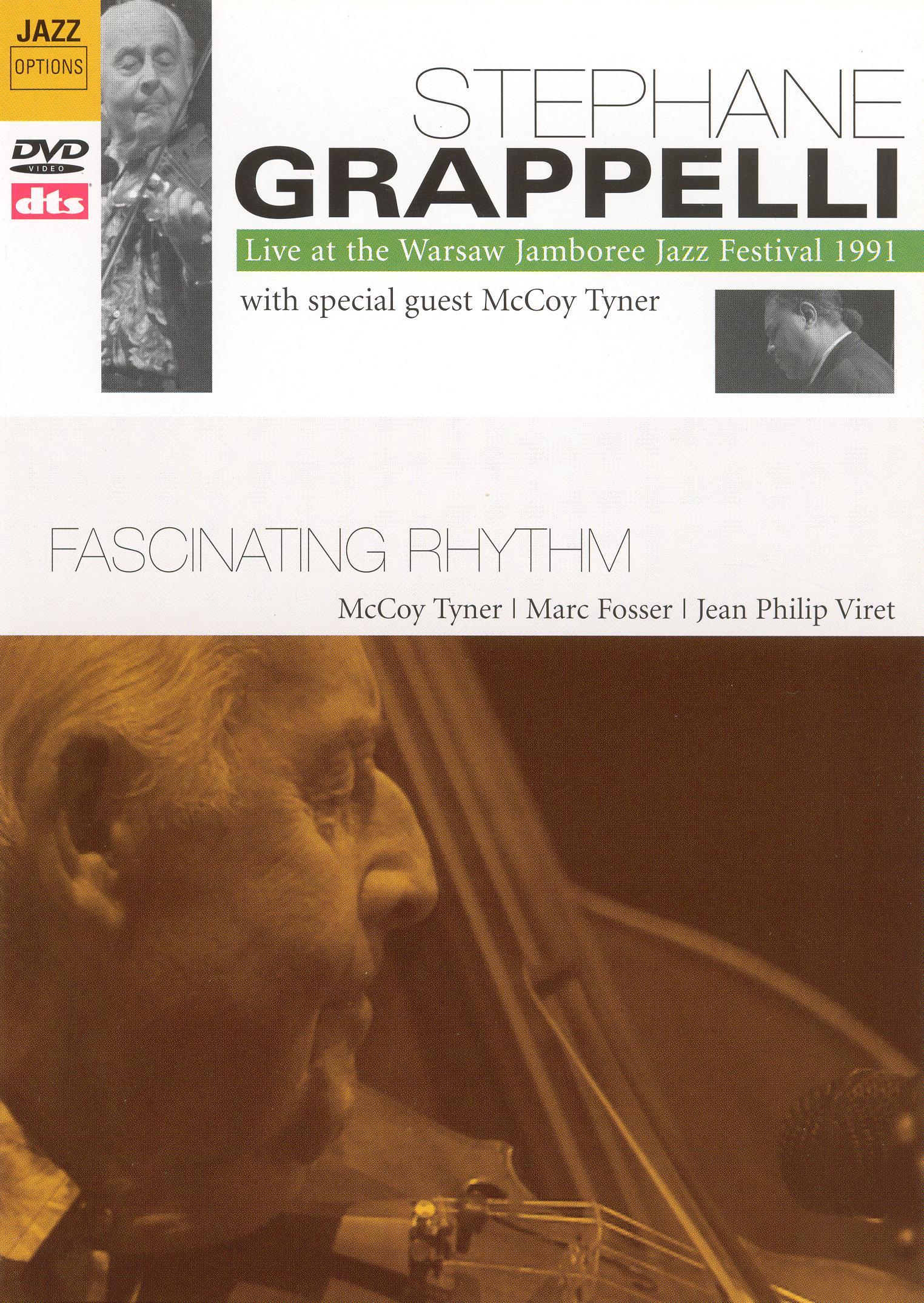 Grappelli: Fascinating Rhythm
