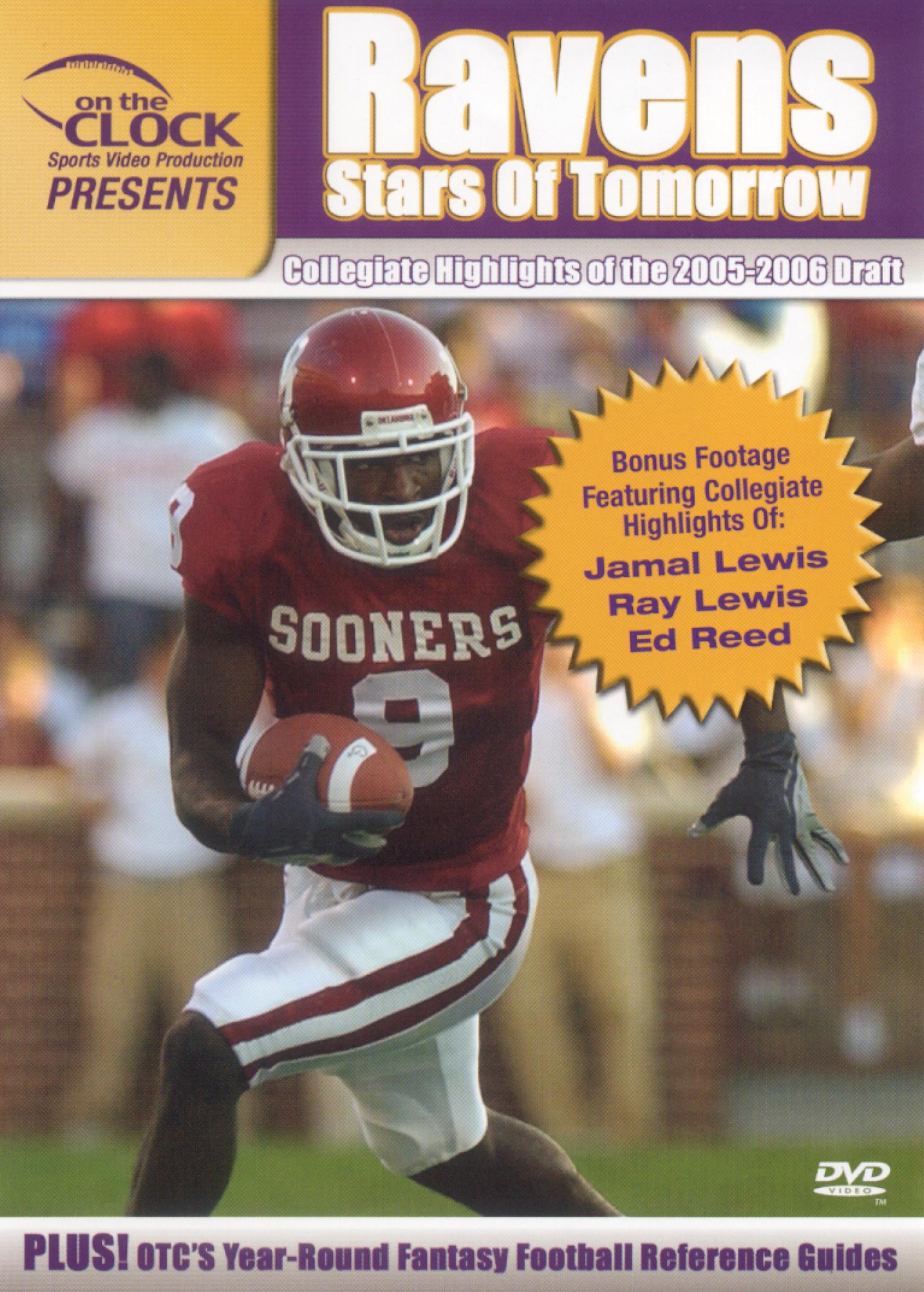 On the Clock Presents: Ravens - 2005 Draft Picks Collegiate Highlights