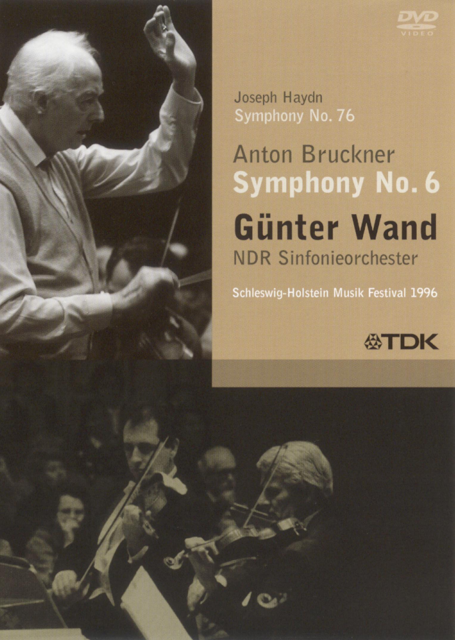 Günter Wand: Anton Bruckner - Symphony No. 6