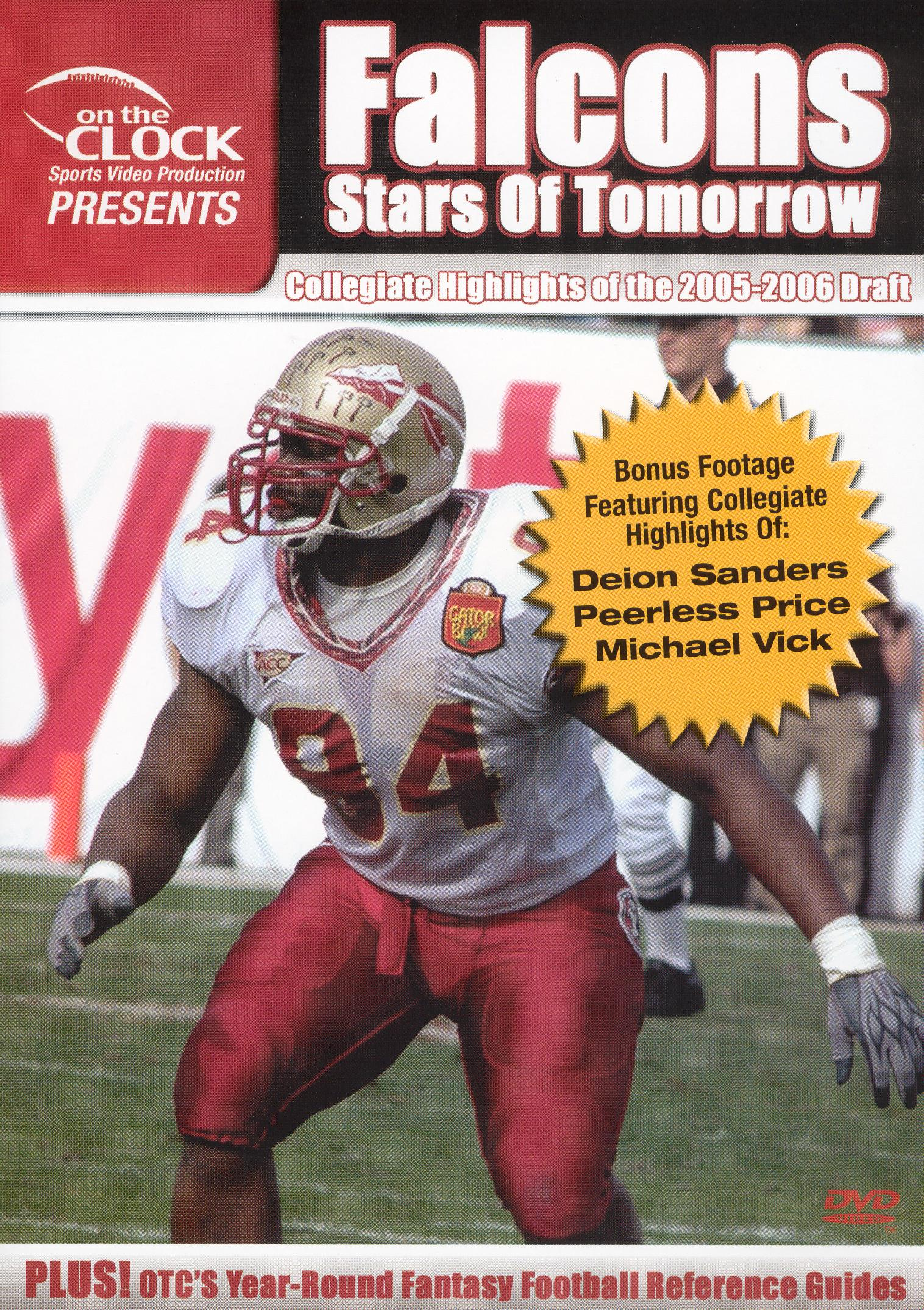 On the Clock Presents: Falcons - 2005 Draft Picks Collegiate Highlights