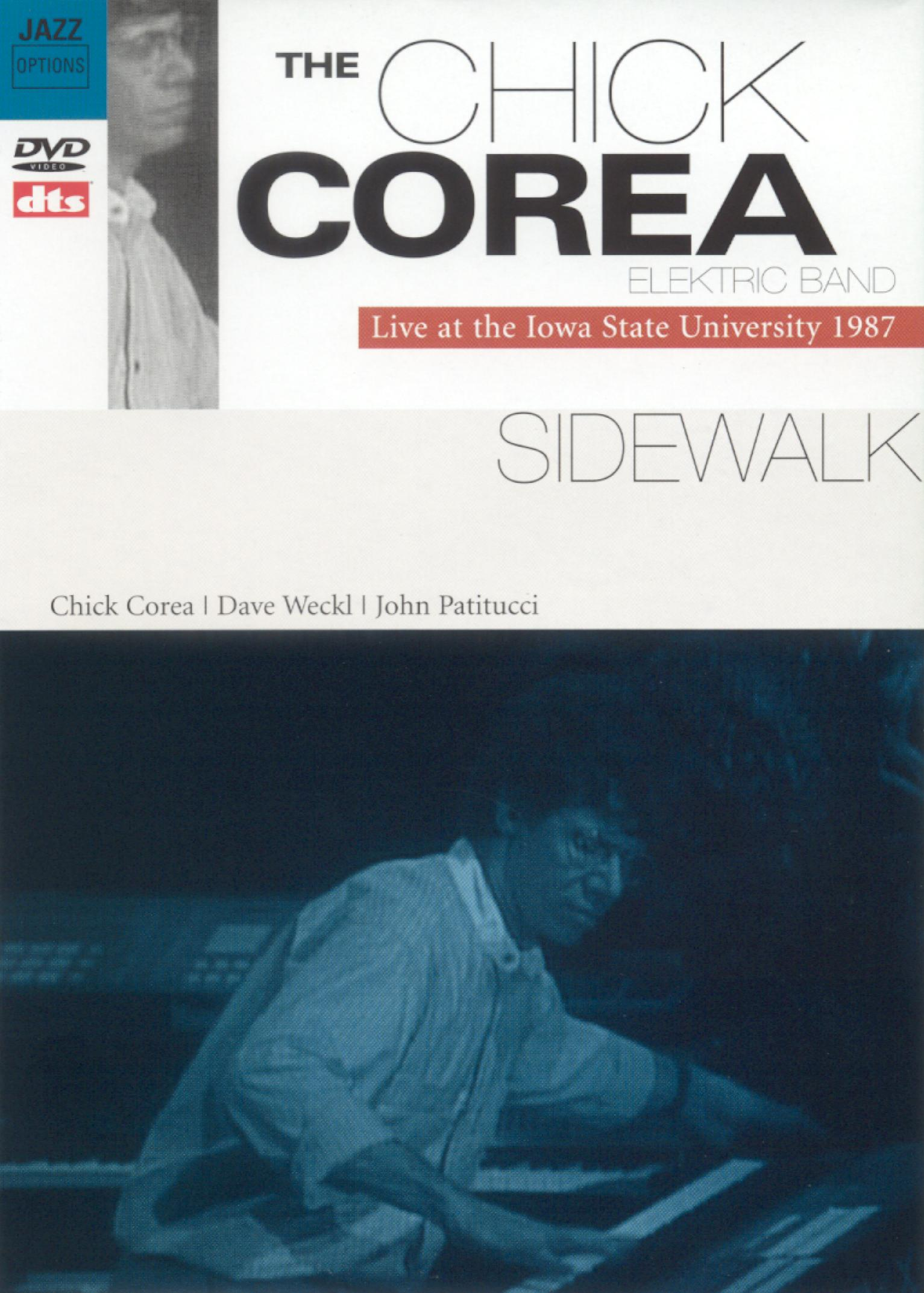 The Chick Corea Elektric Band: Live at the Iowa State University
