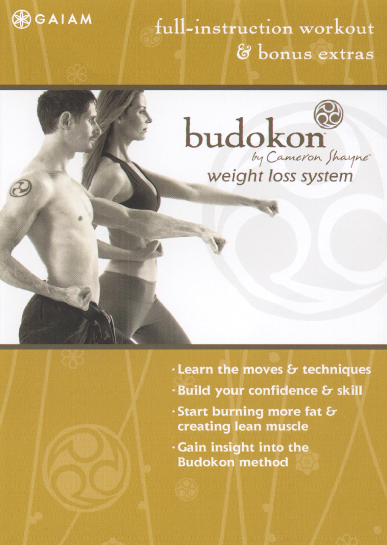 Budokon by Cameron Shayne: Weight Loss System