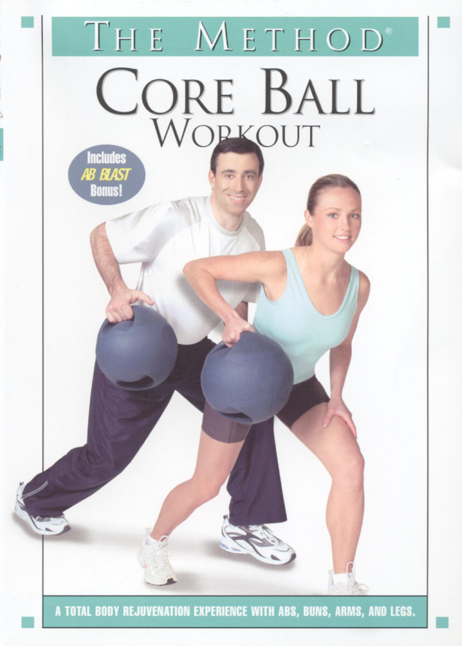 The Method: Core Ball Workout