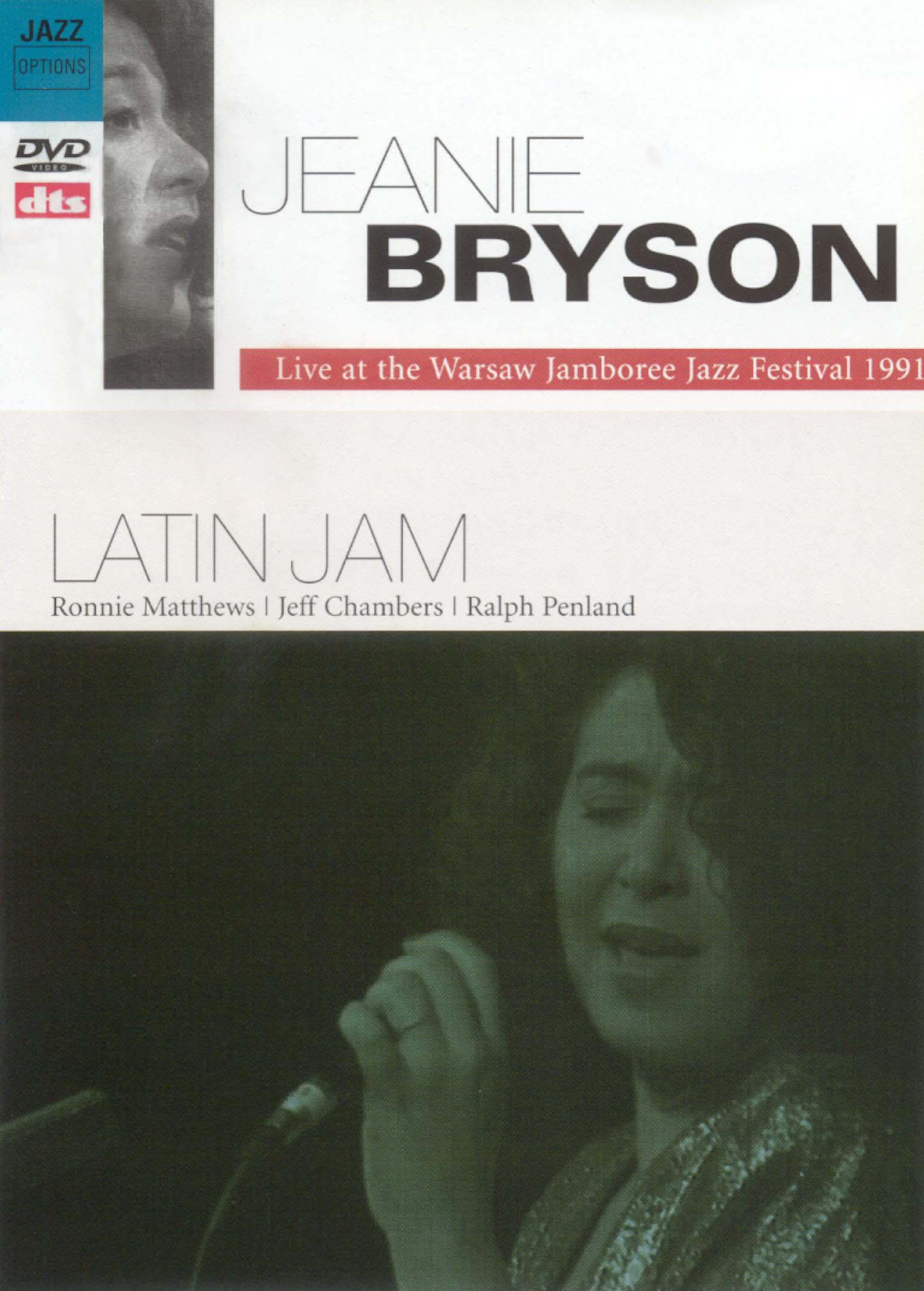 Jeanie Bryson: Latin Jam