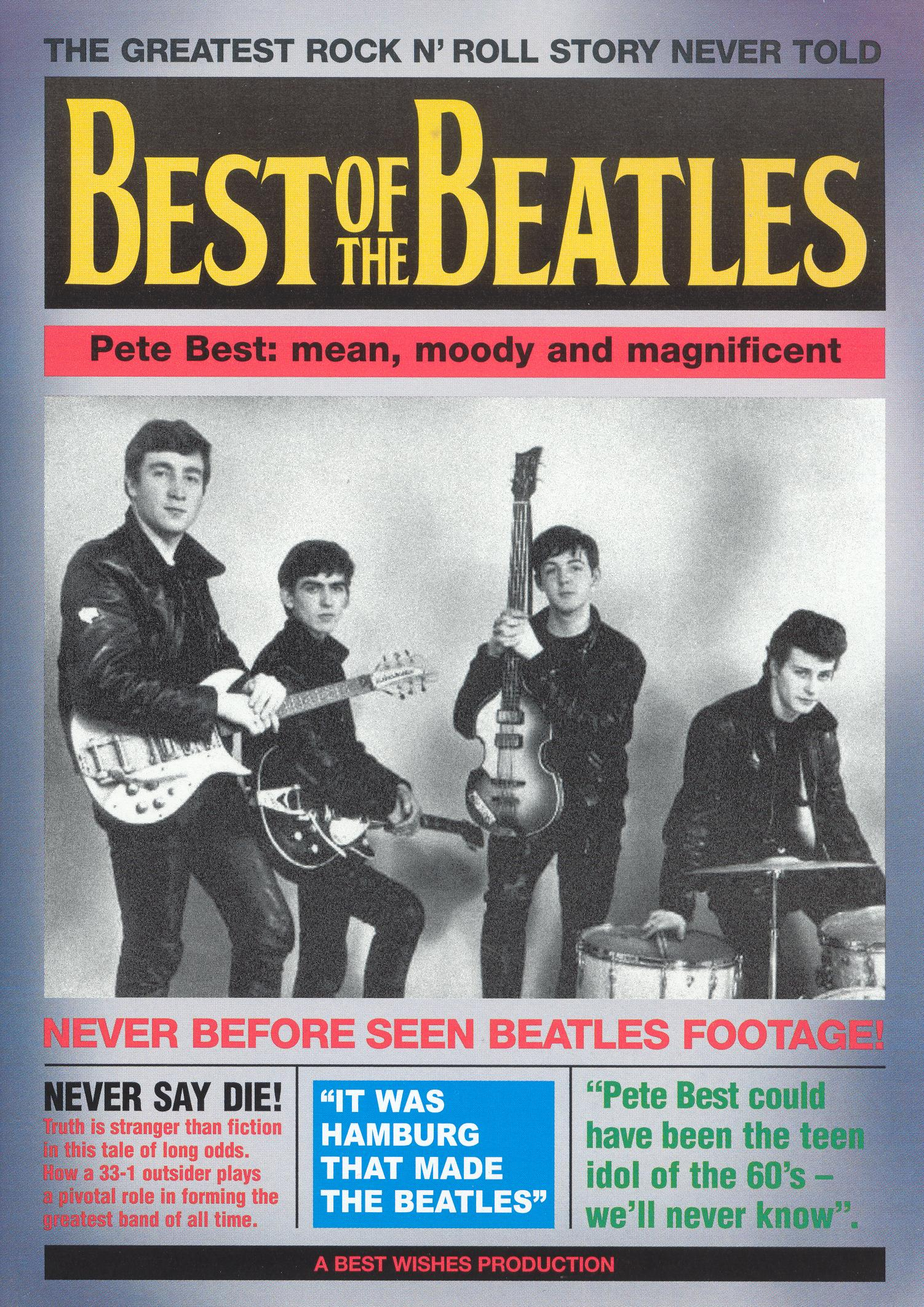 Pete Best: Best of the Beatles