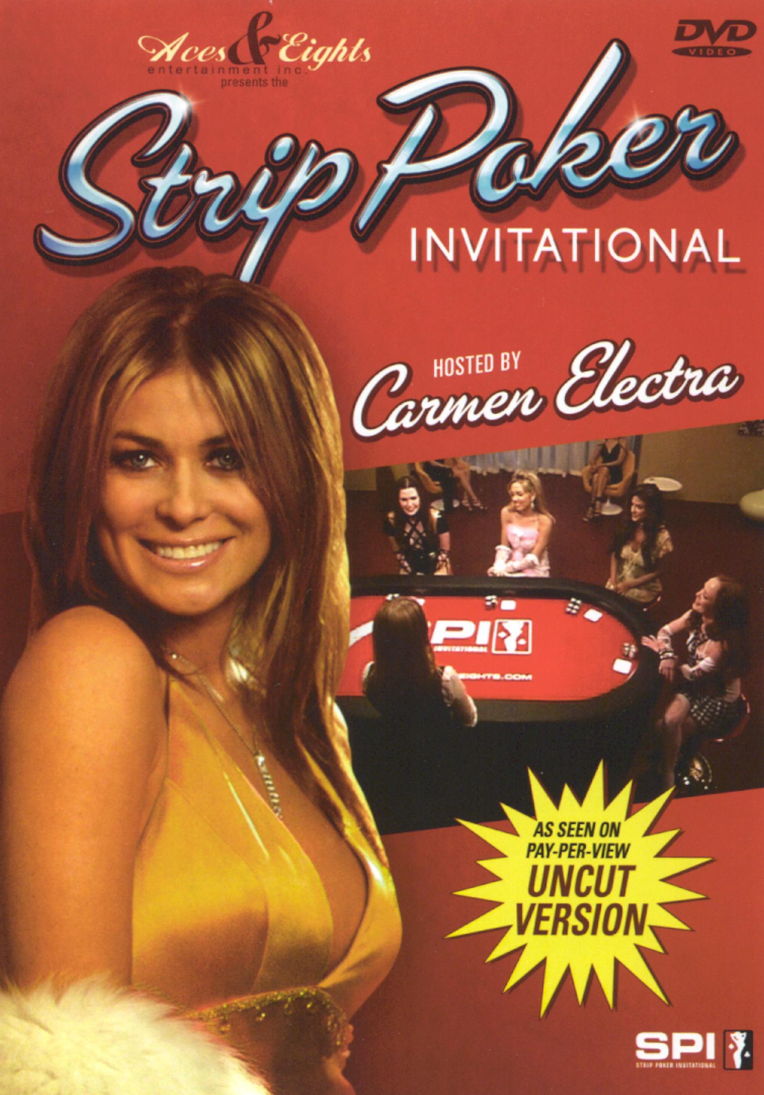 Strip Poker Invitational