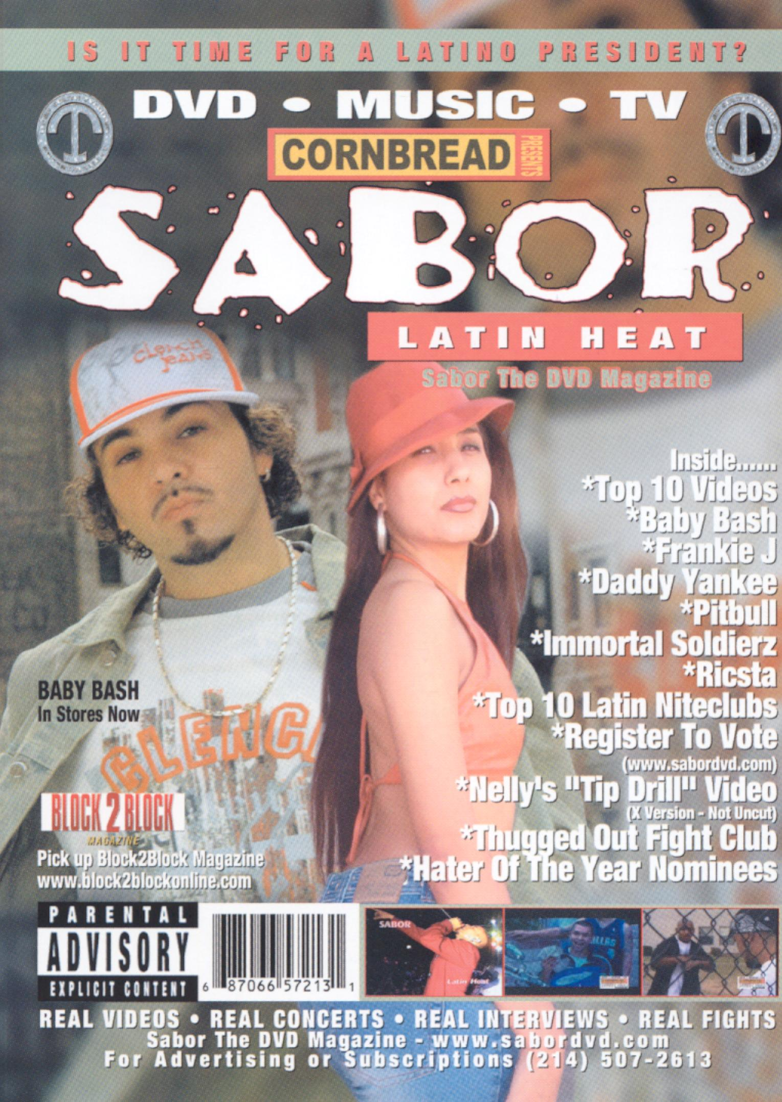 Sabor Latin Heat, Vol. 1