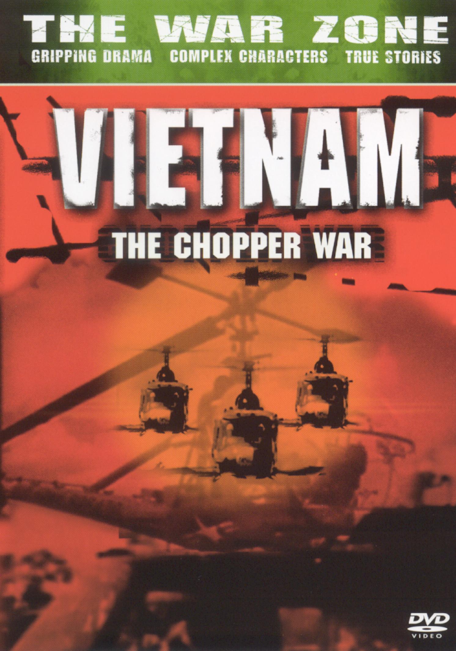 Vietnam: The Chopper War