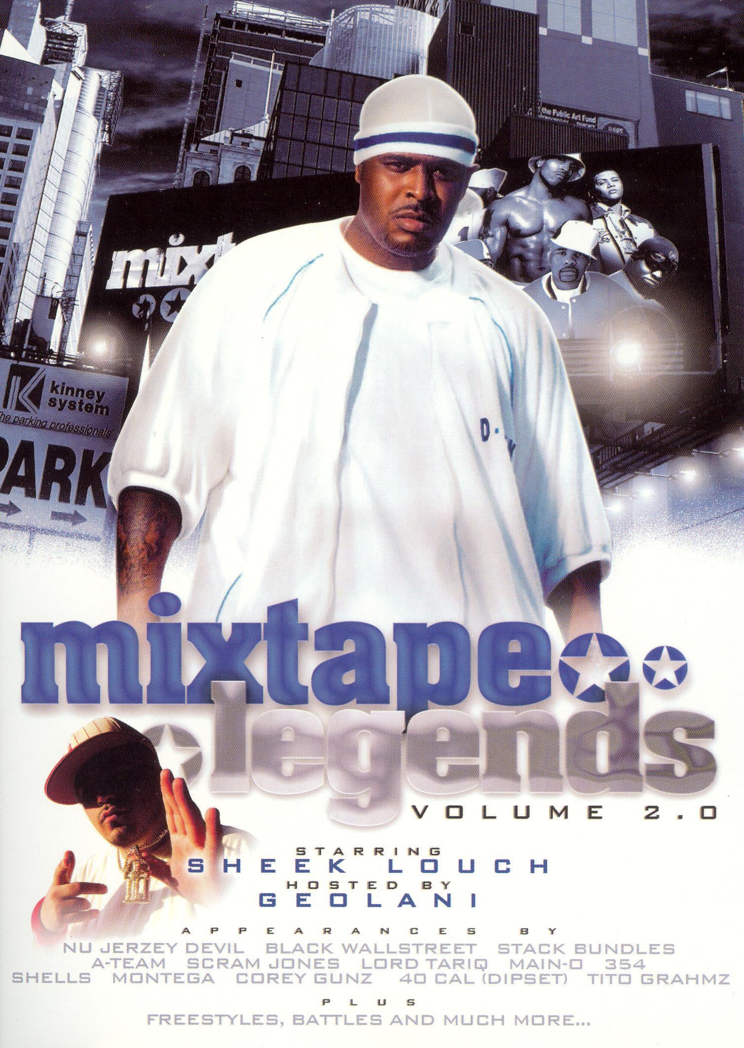 Mixtape Legends, Vol. 1