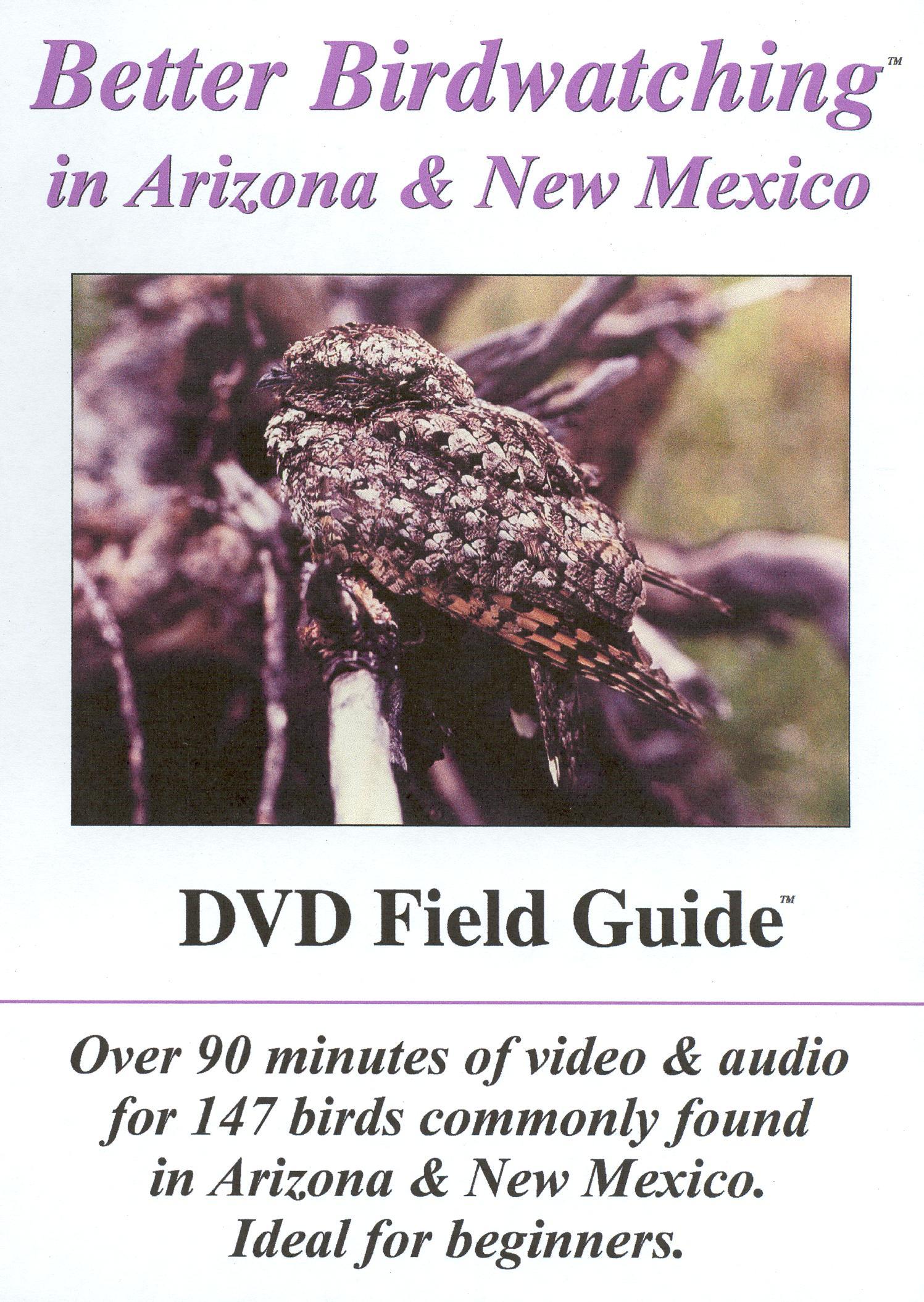 Better Birdwatching in Arizona & New Mexico