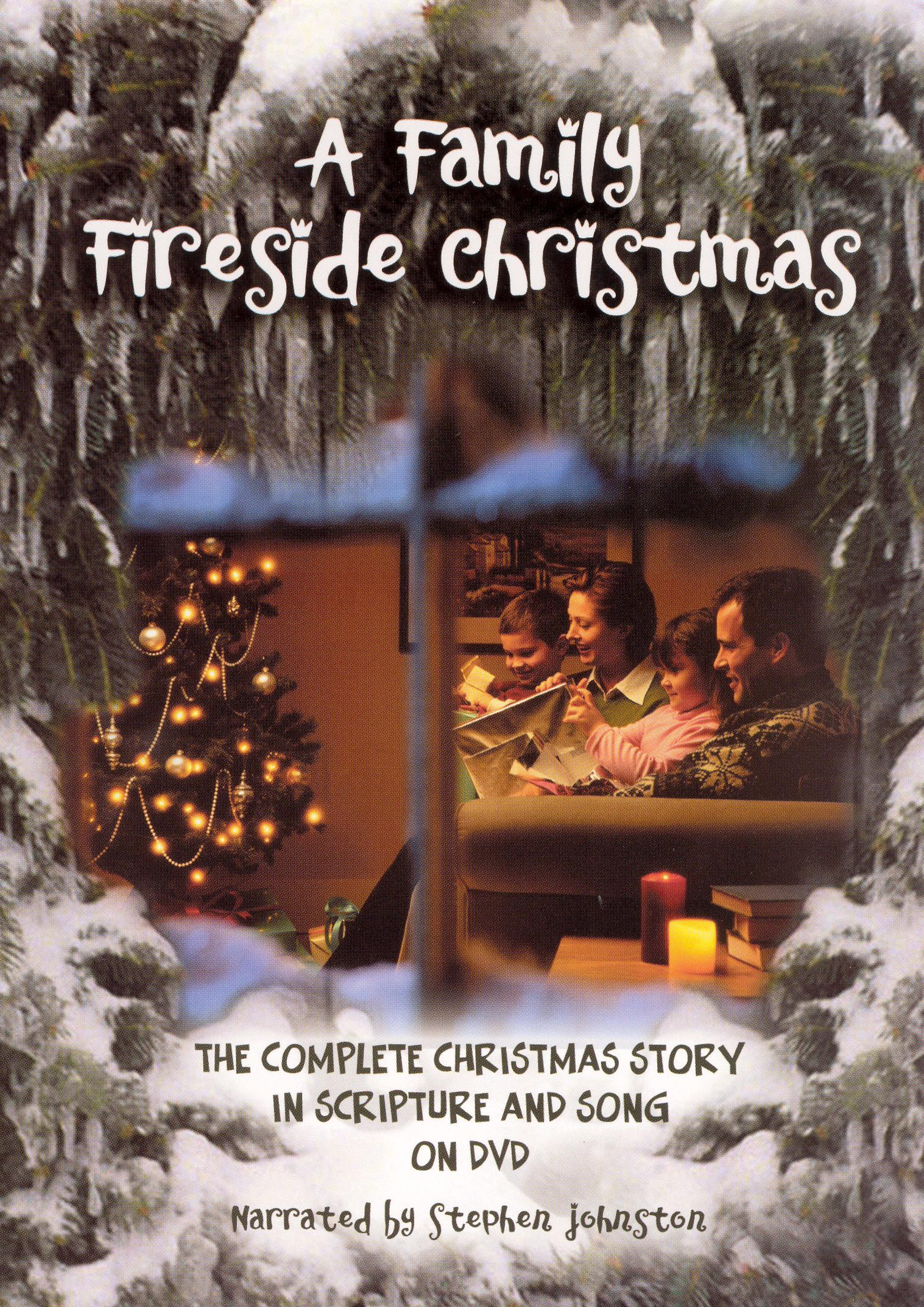 A Family Fireside Christmas