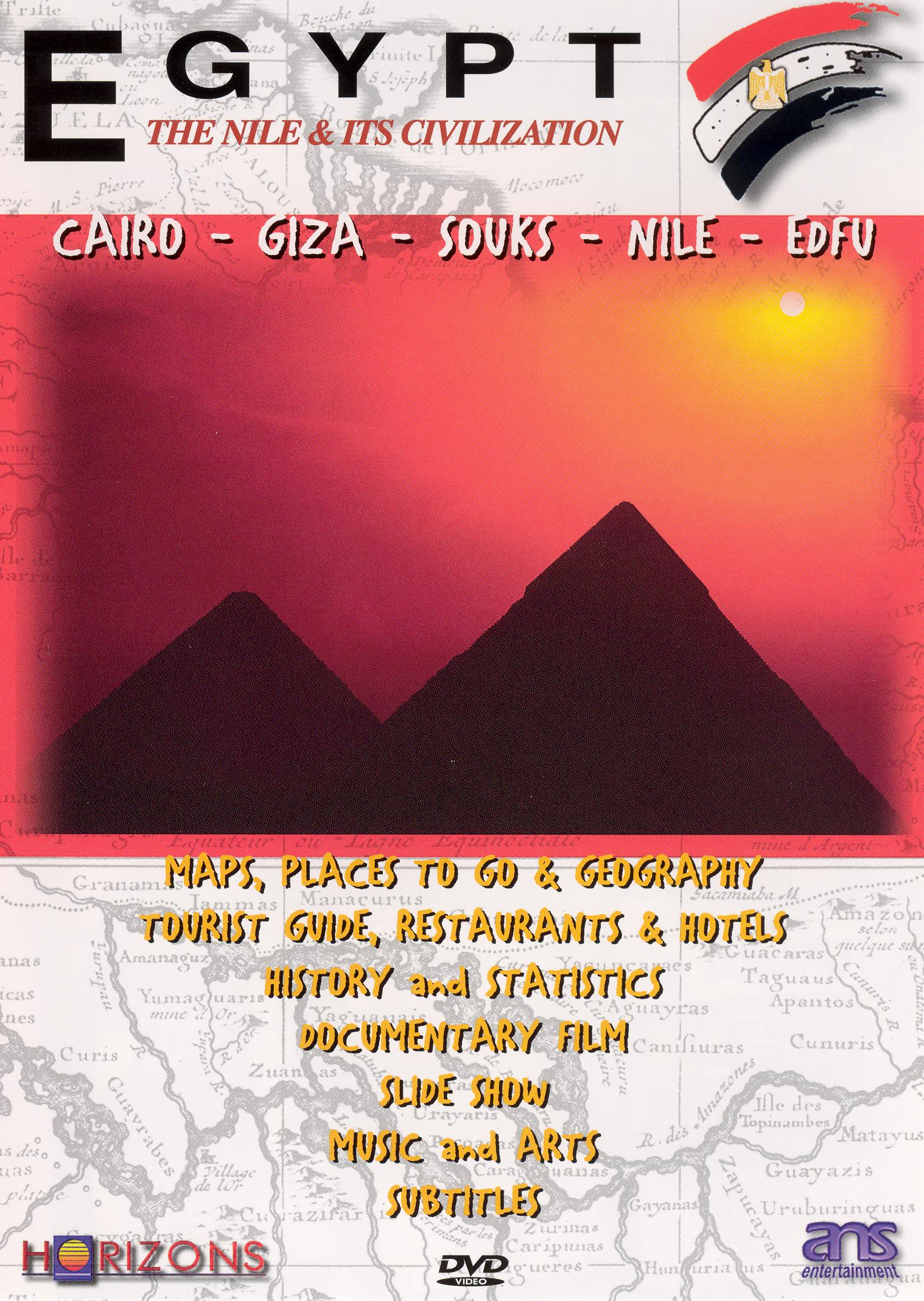 Horizons: Egypt - Nile and It's Civilizations