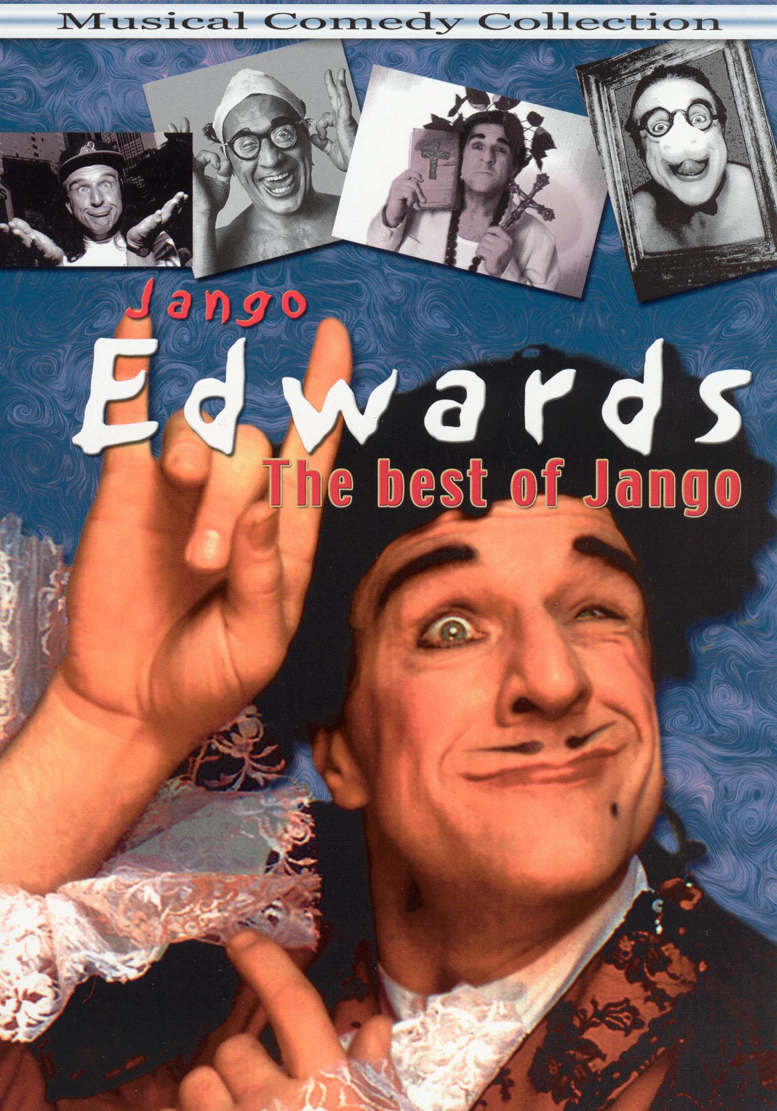 Jango Edwards: The Best of Jango