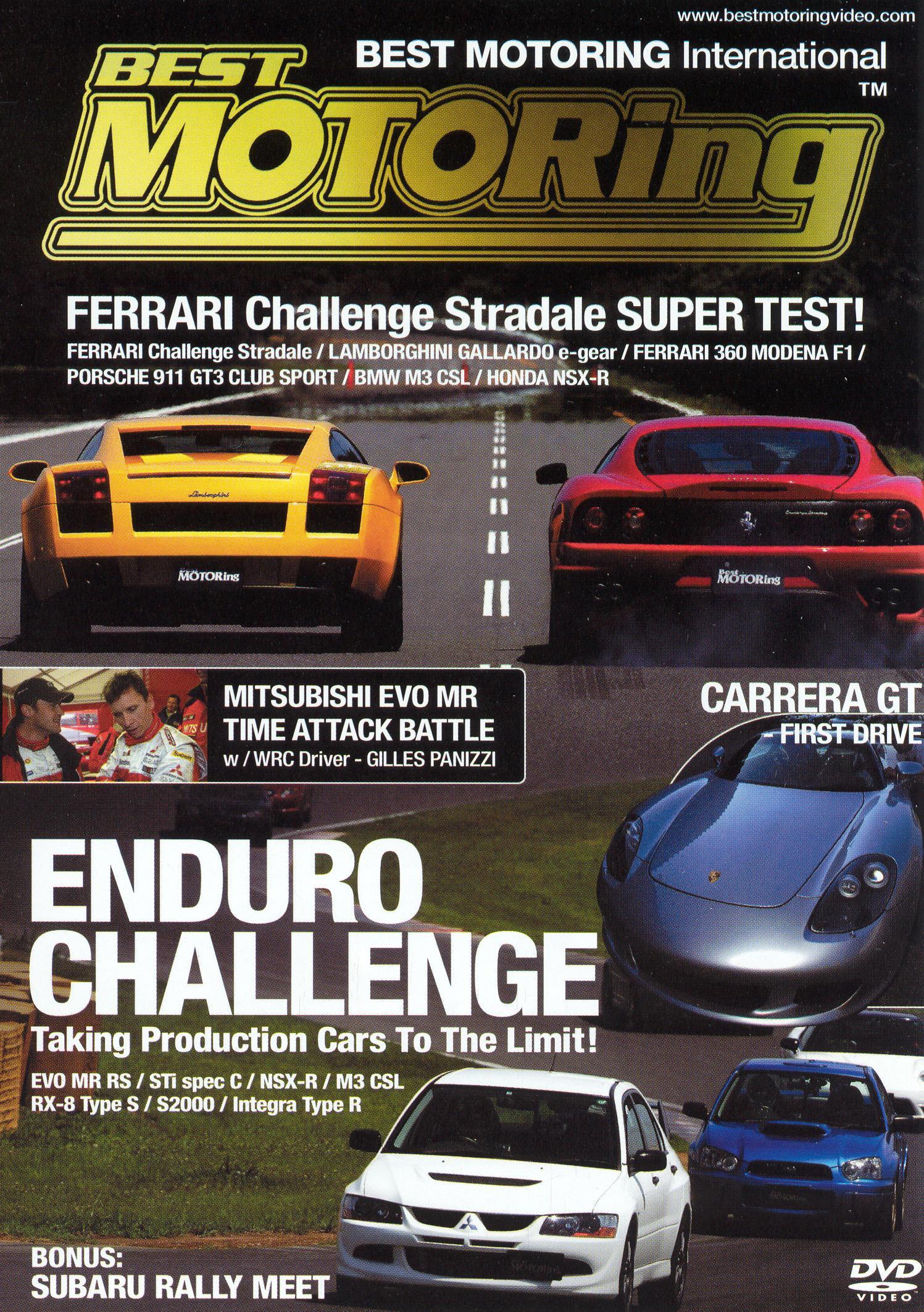 Best Motoring: Enduro Challenge
