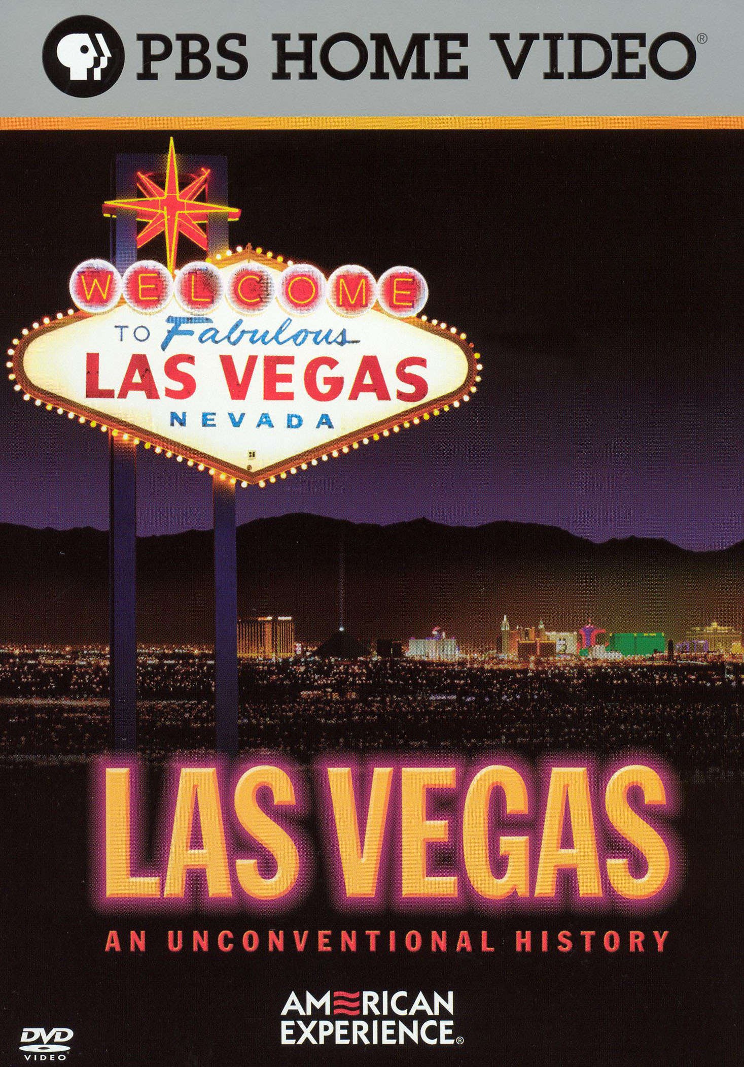 American Experience: Las Vegas - An Unconventional History