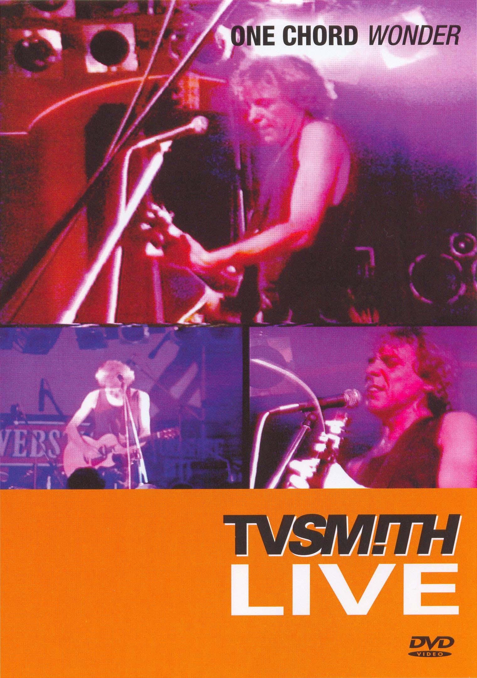 TV Smith: One Chord Wonder