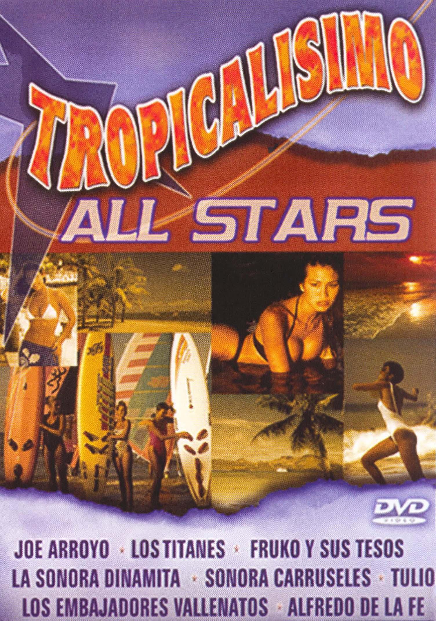 Tropicalisimo All Stars