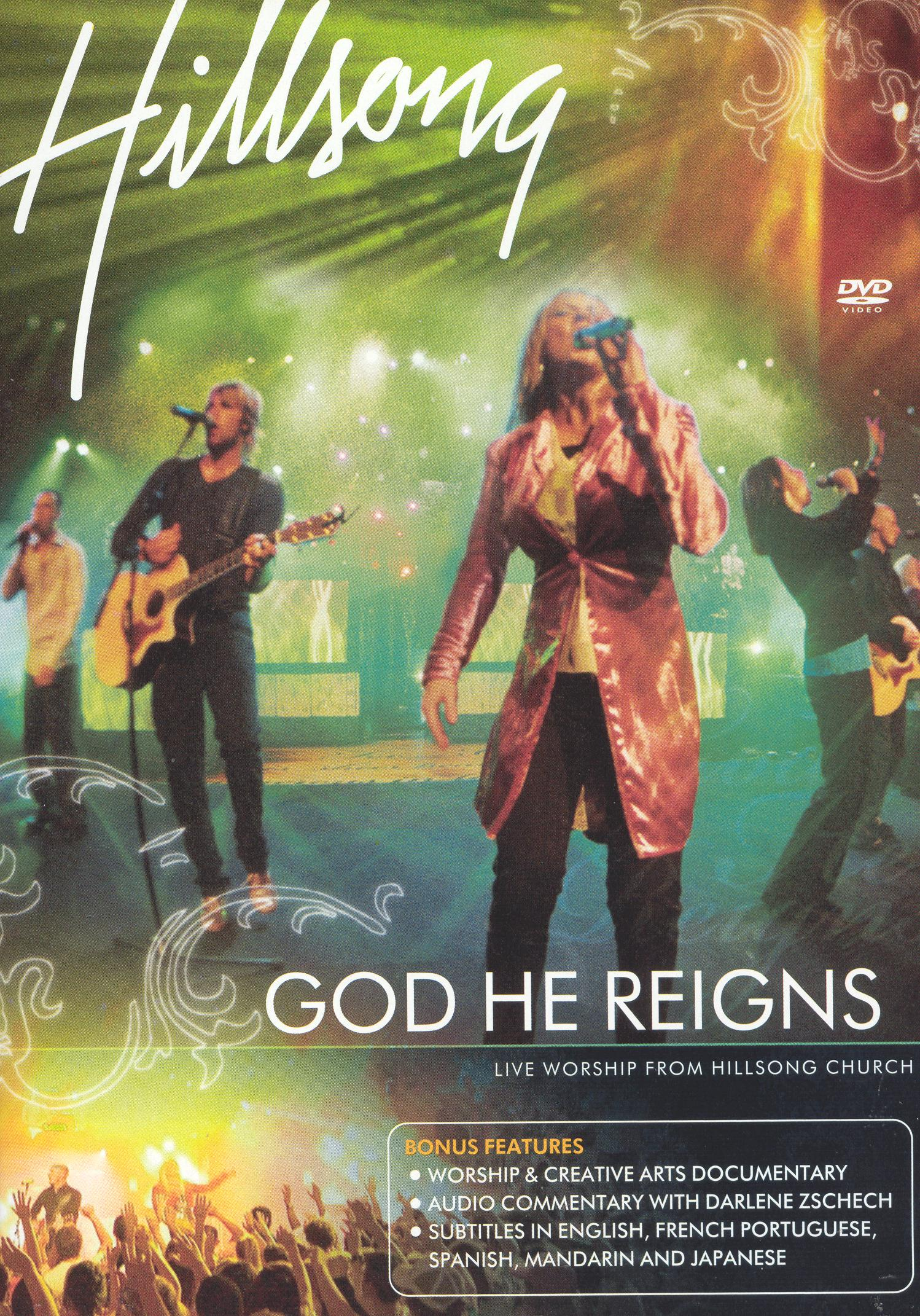 Hillsong: God He Reigns - Live Worship from Hillsong Church