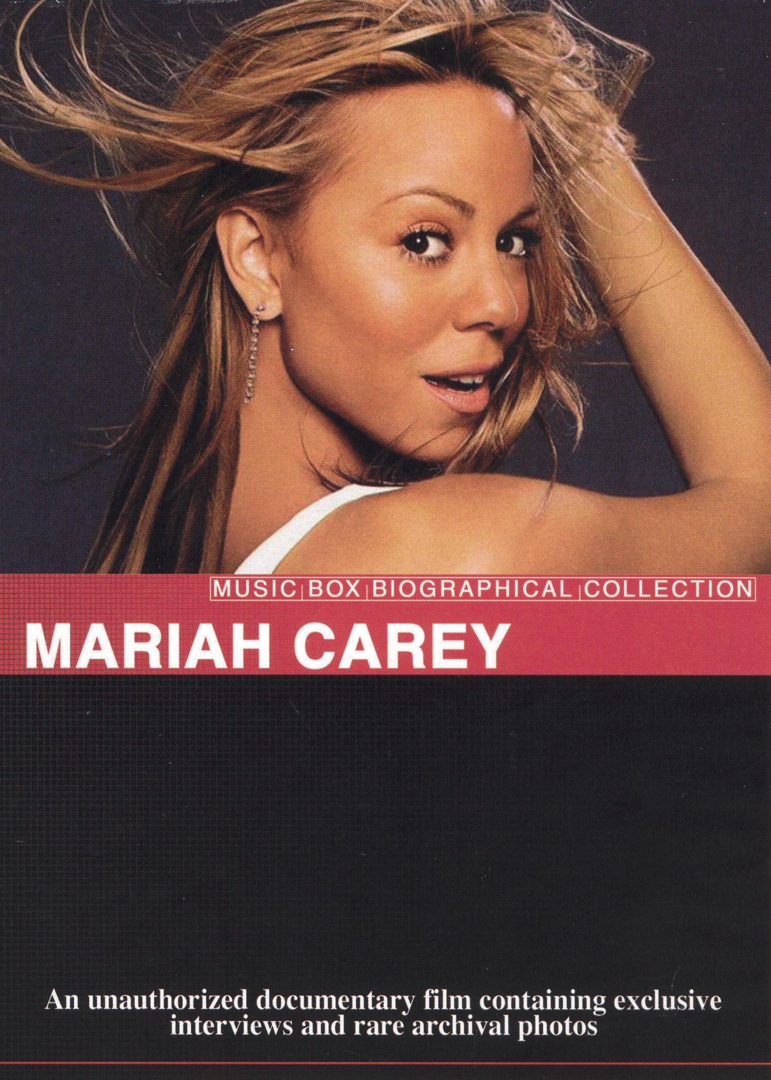 Music Box Biographical Collection: Mariah Carey