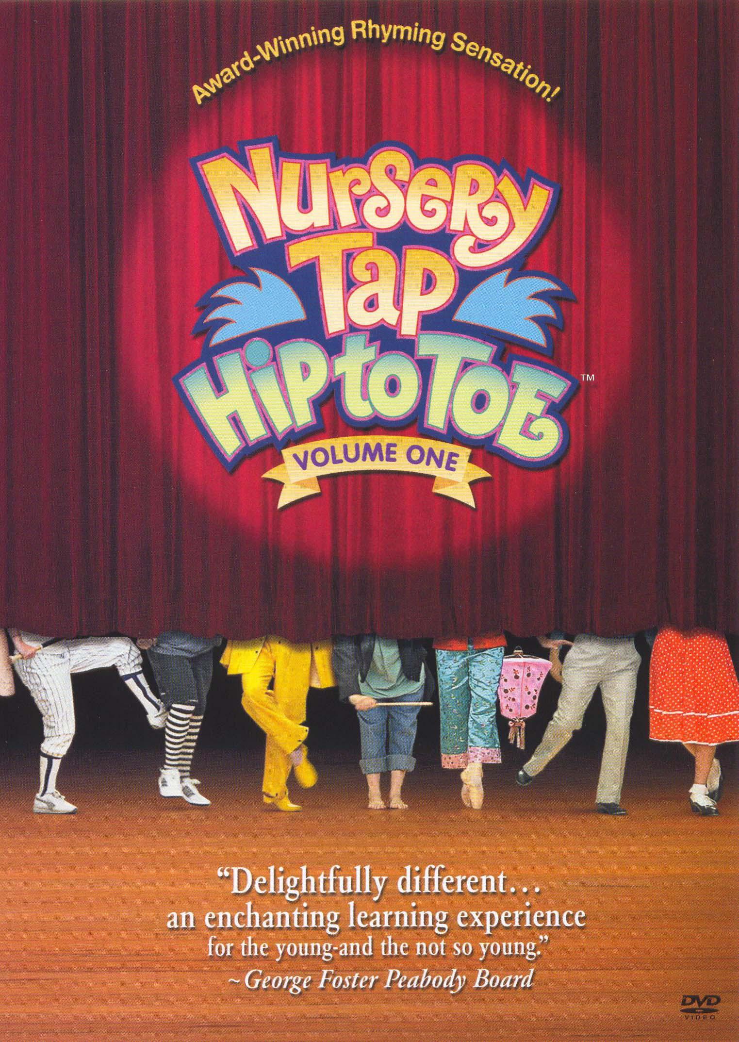 Nursery Tap: Hip to Toe