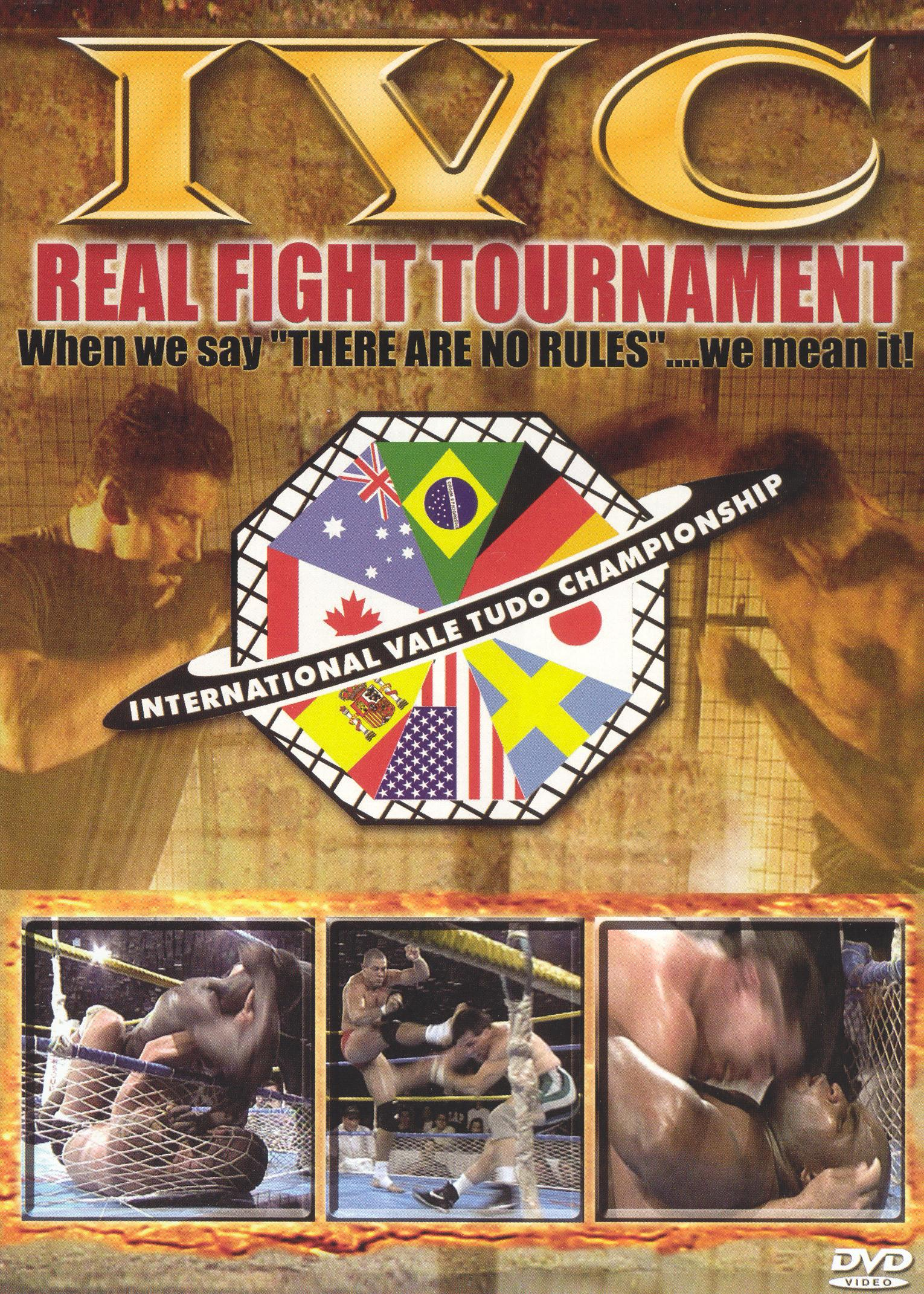 IVC: Real Fight Tournament
