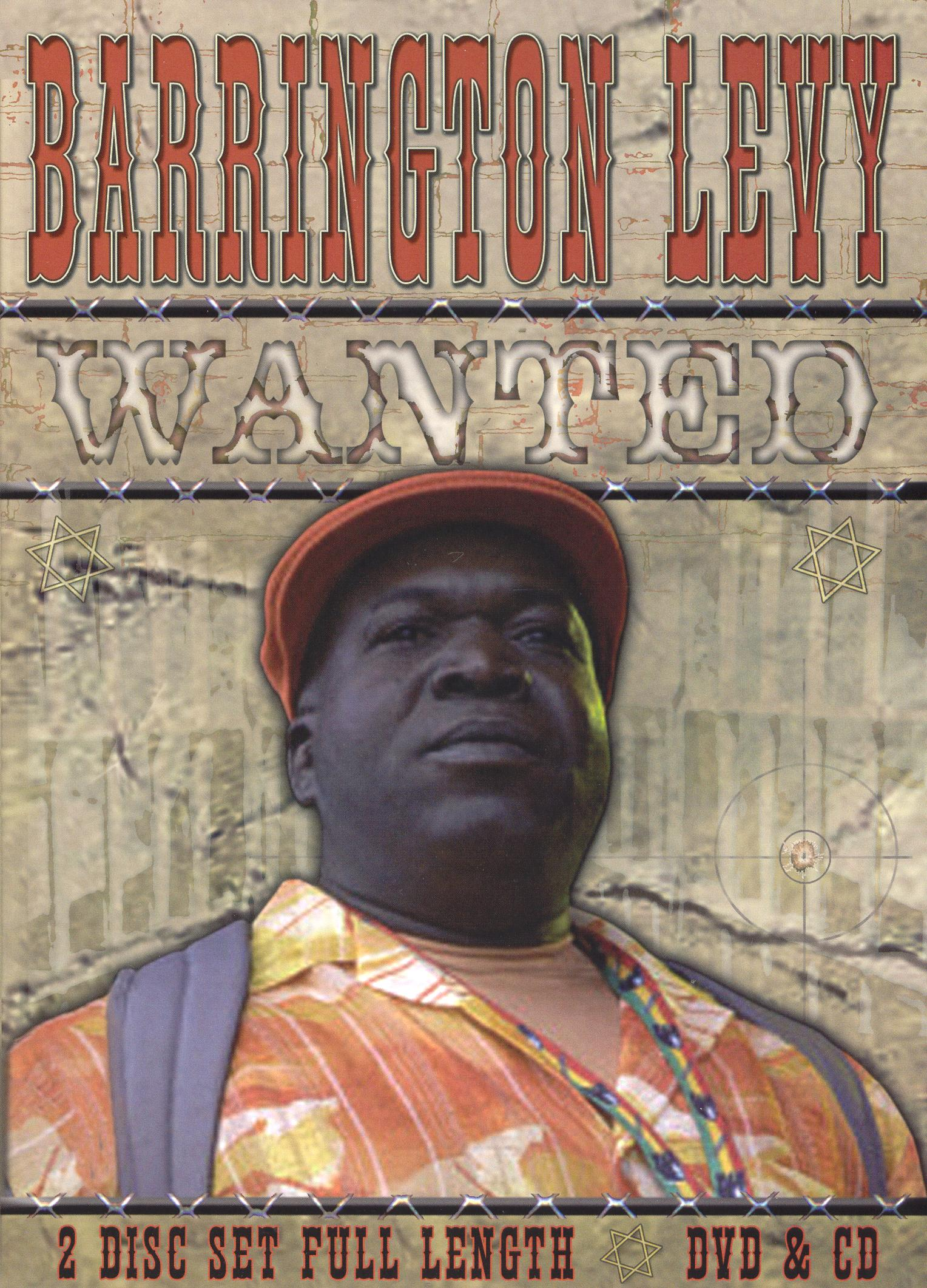Barrington Levy: Wanted: Live in San Francisco