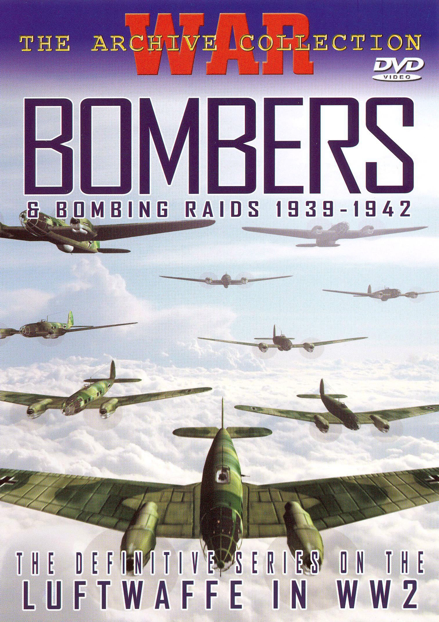 Bombers and Bombing Raids 1939-1942