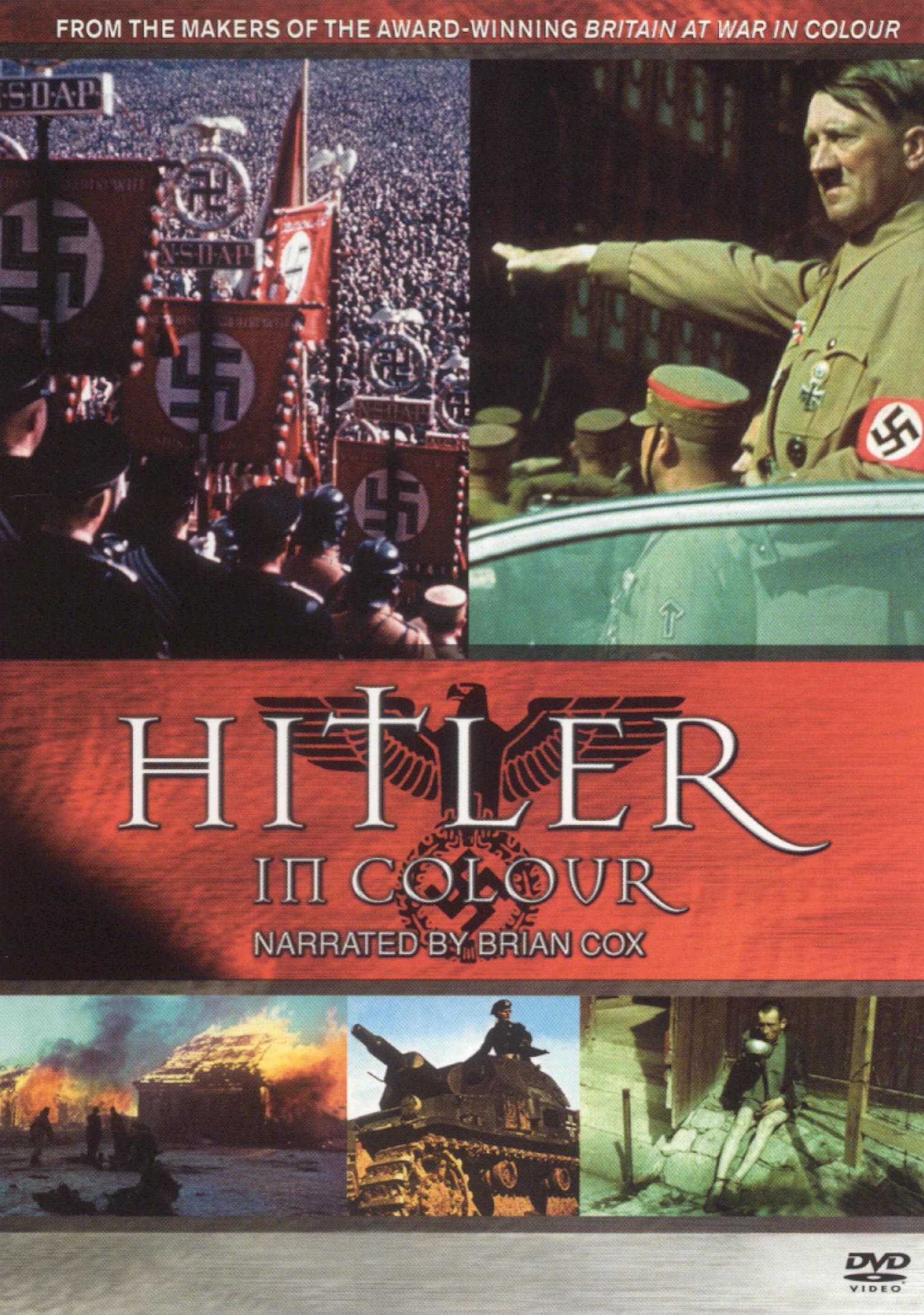 Hitler in Colour