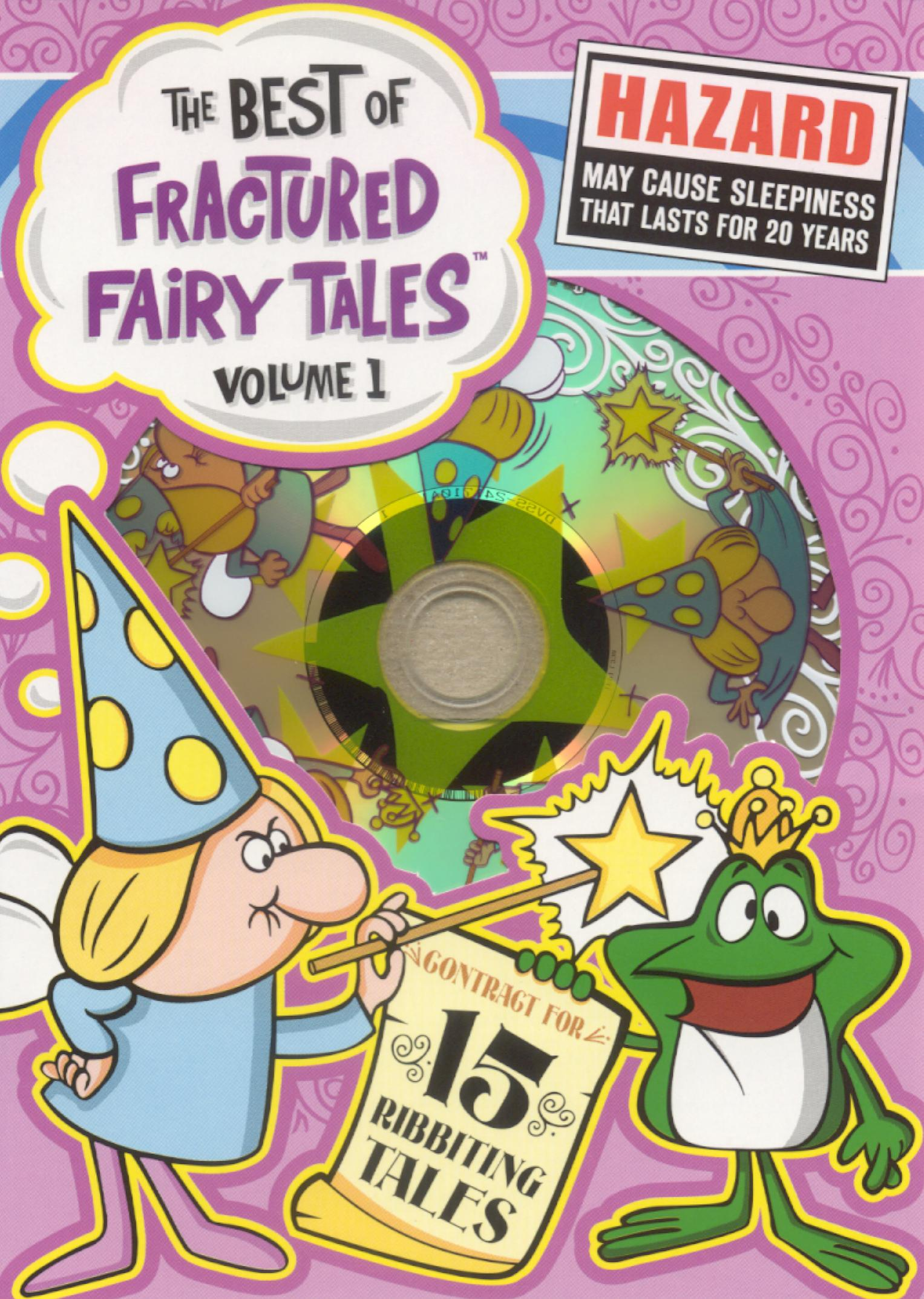 The Best of Fractured Fairy Tales, Vol. 1