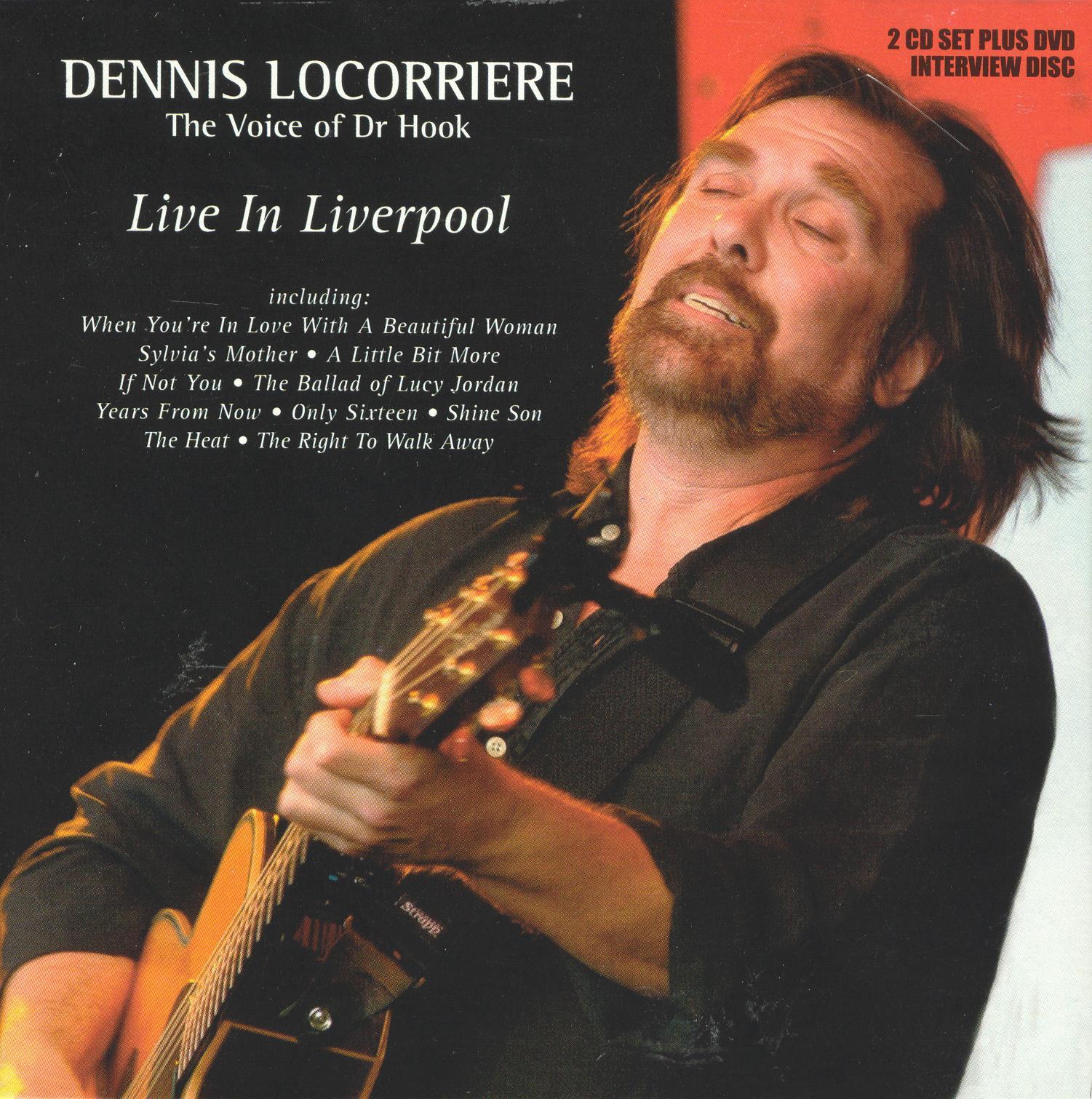 Dennis Locorriere: Interview Disc