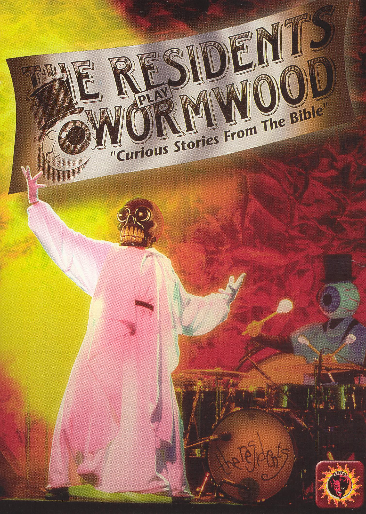 The Residents: Wormwood