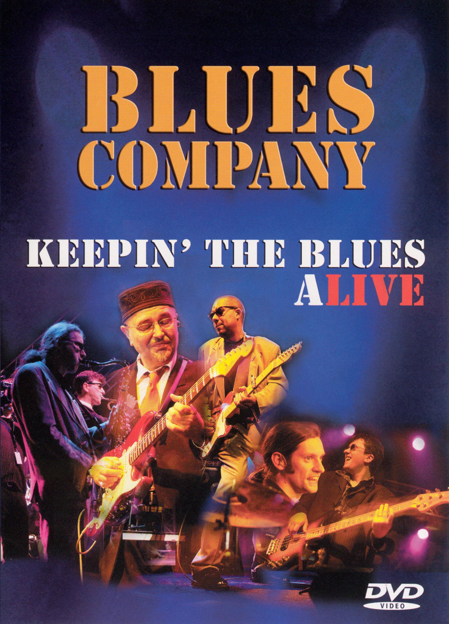 Blues Company: Keepin the Blues Alive