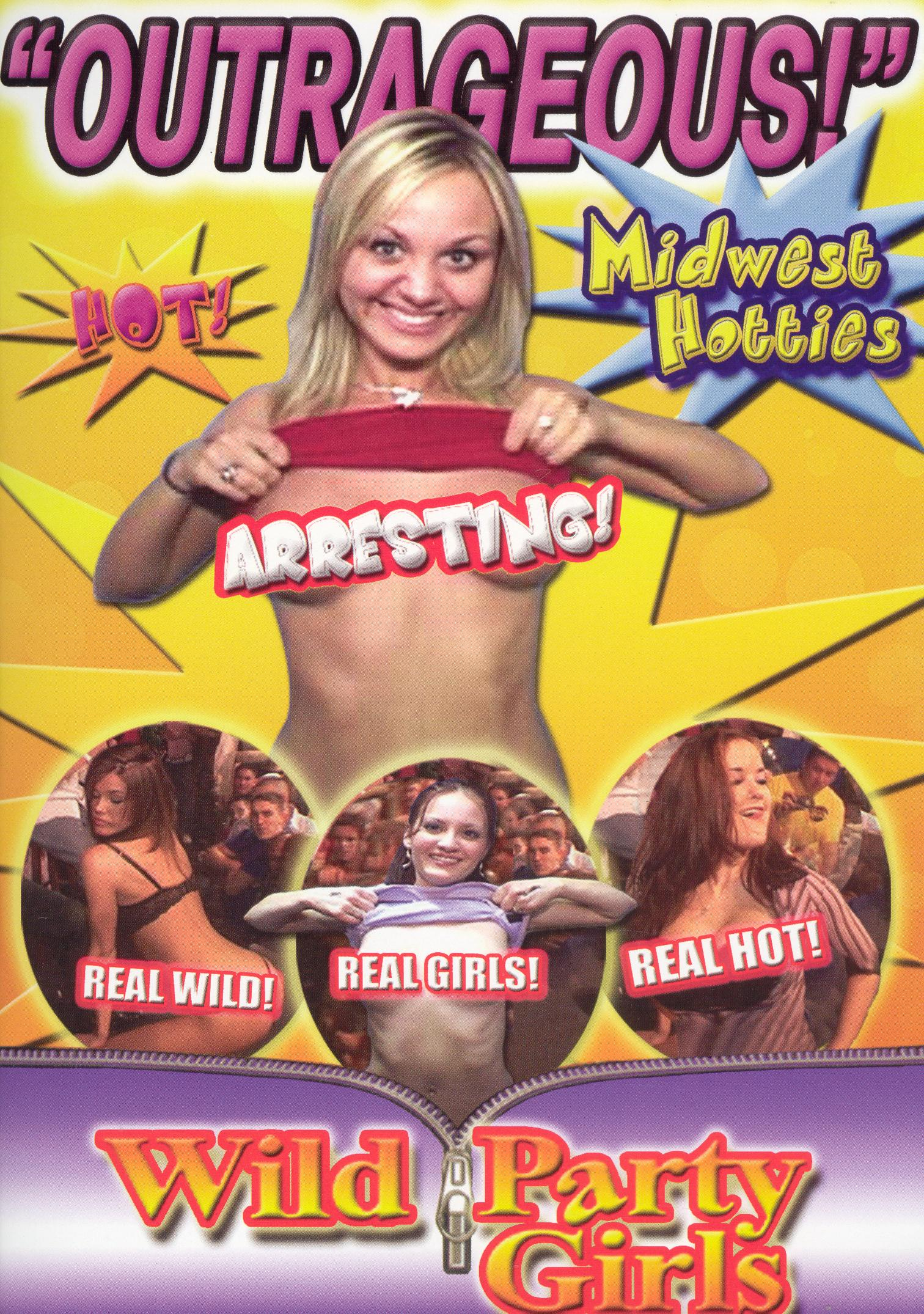 Wild Party Girls: Midwest Hotties
