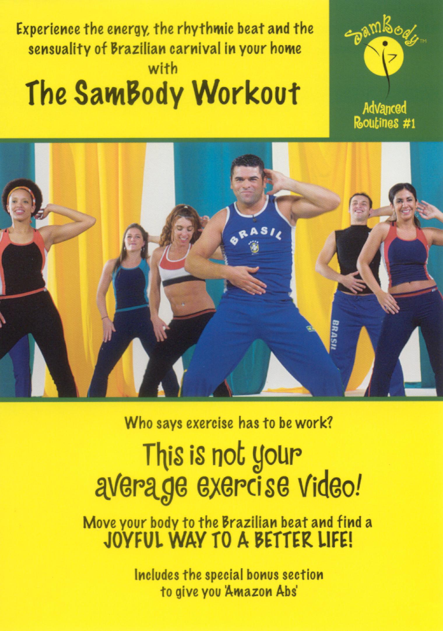 The Sambody Workout: Advanced Routines