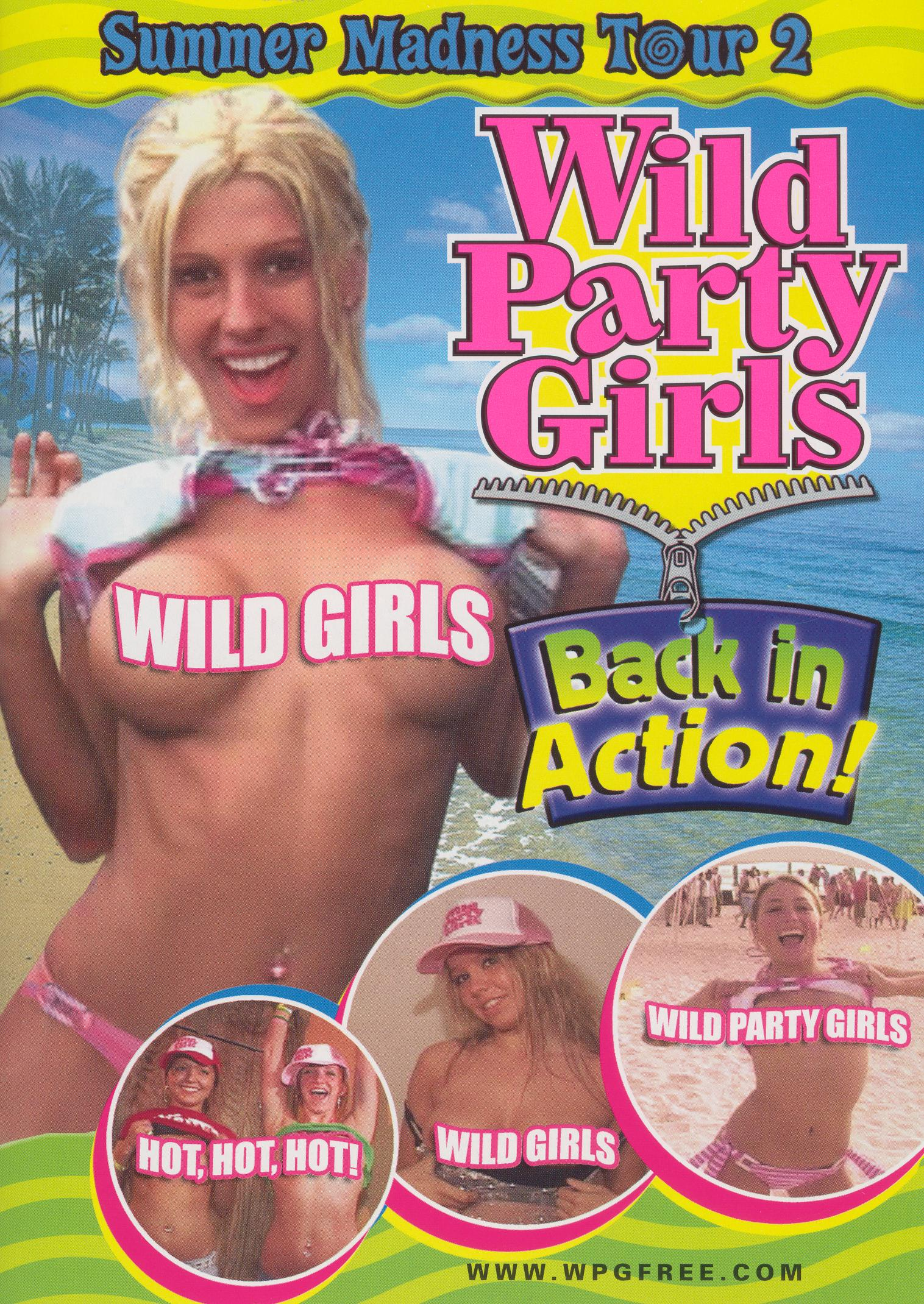 Wild Party Girls: Back in Action