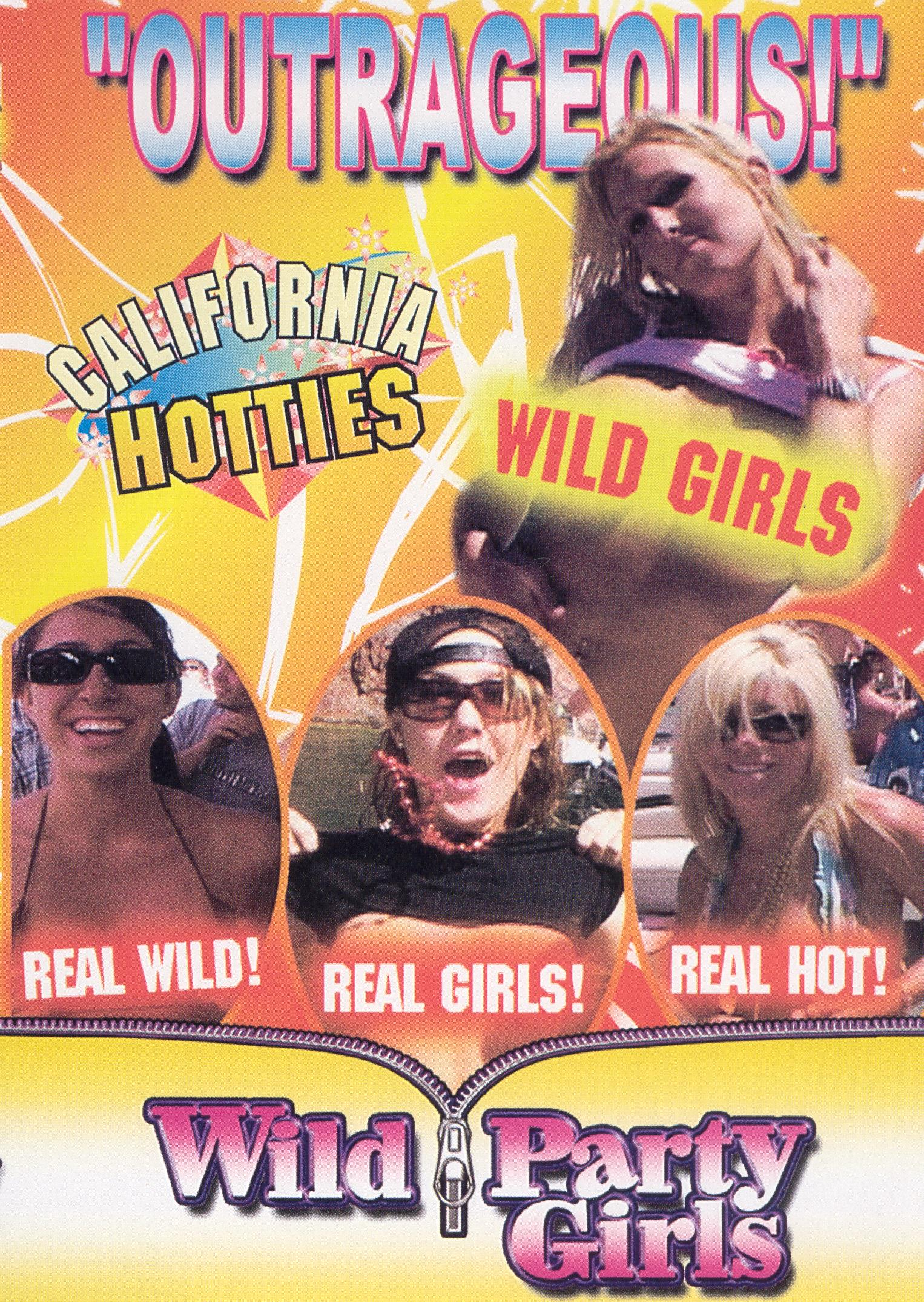 Wild Party Girls: California Hotties