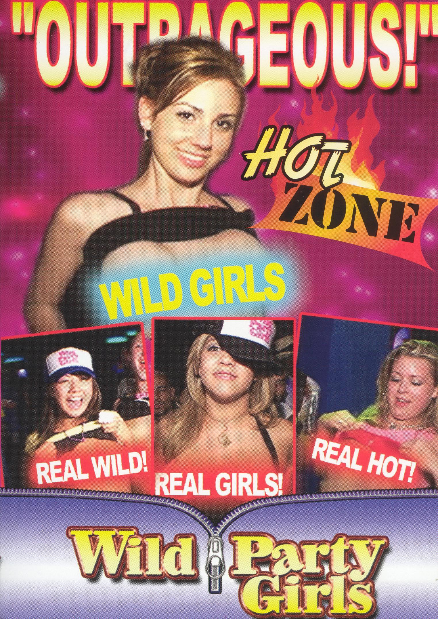 Wild Party Girls: Hot Zone
