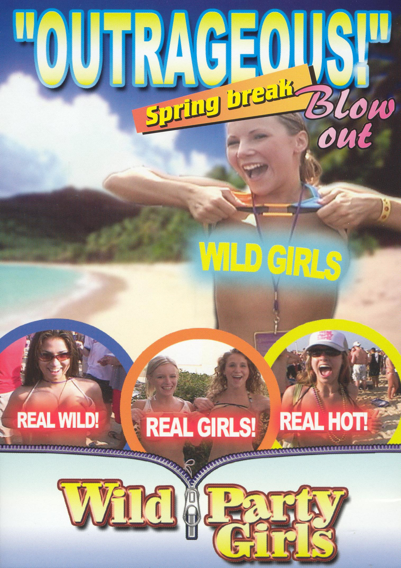 Wild Party Girls: Blow Out