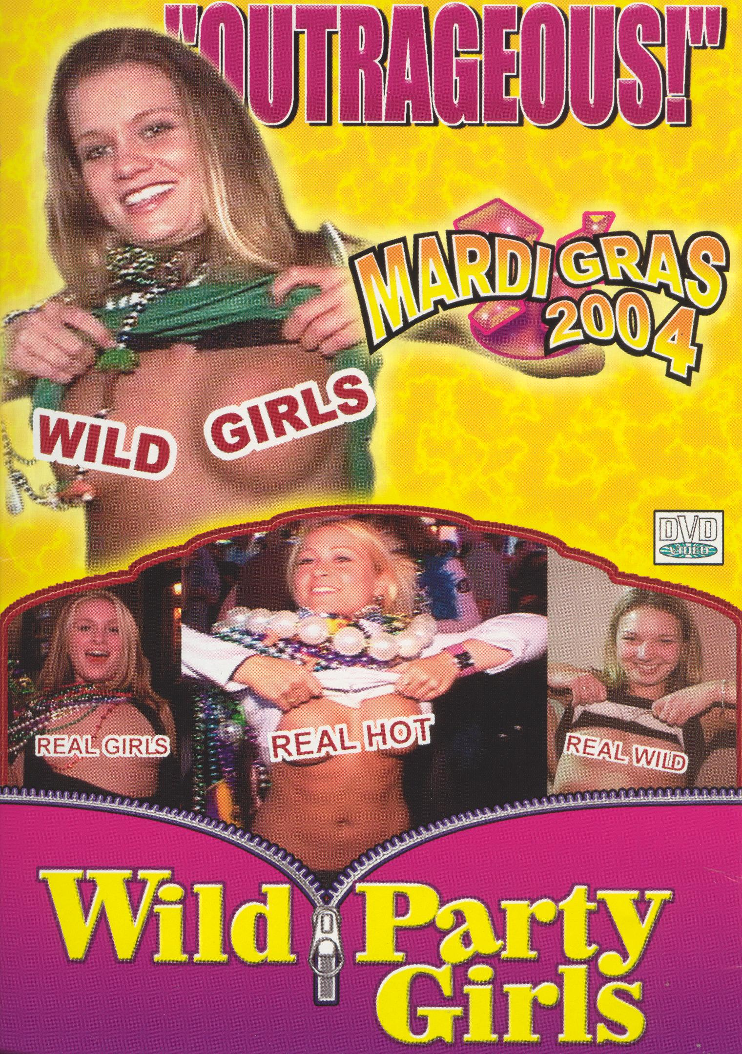 Wild Party Girls: Mardi Gras