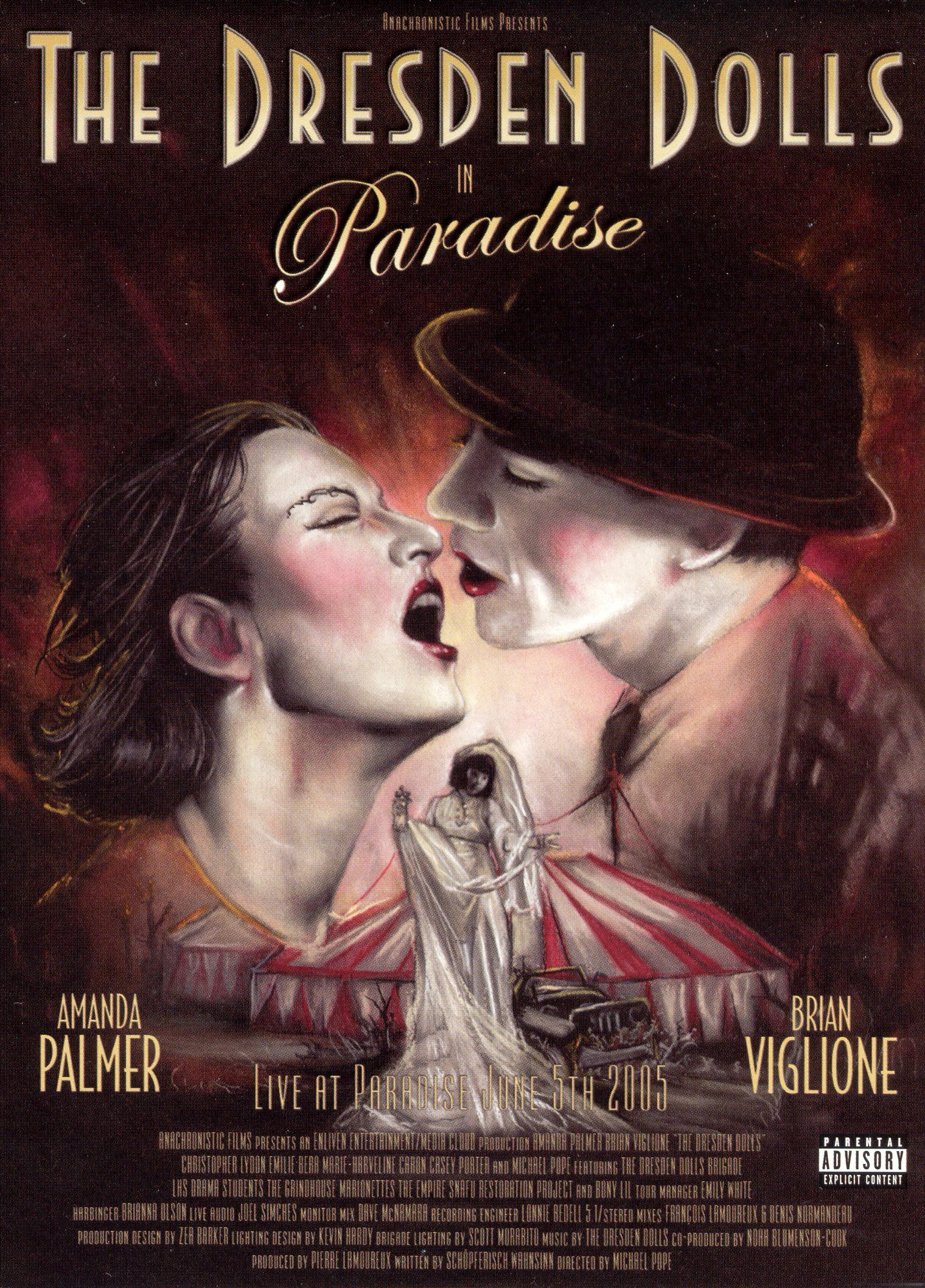 The Dresden Dolls: Paradise