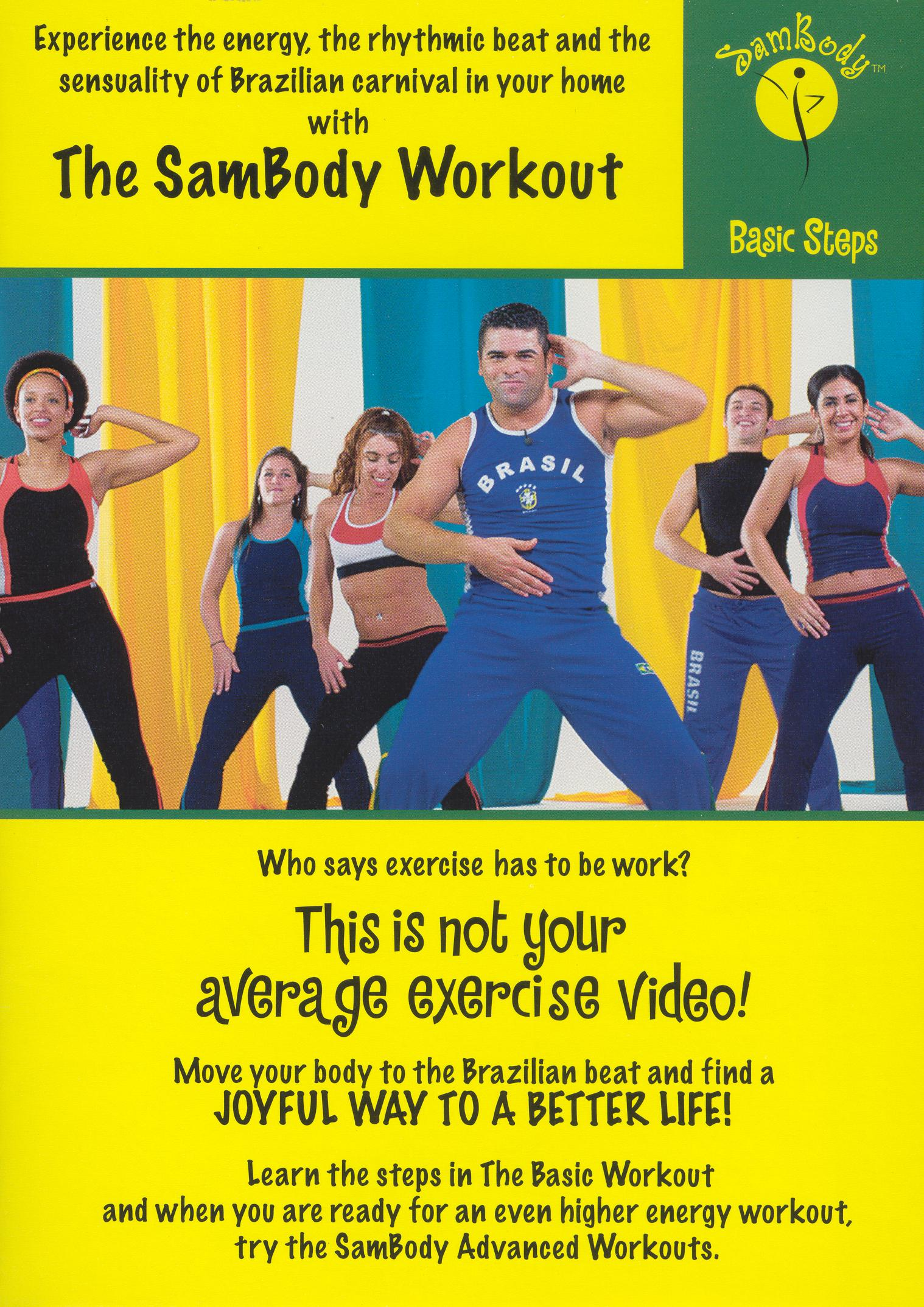 The Sambody Workout: Basic Steps