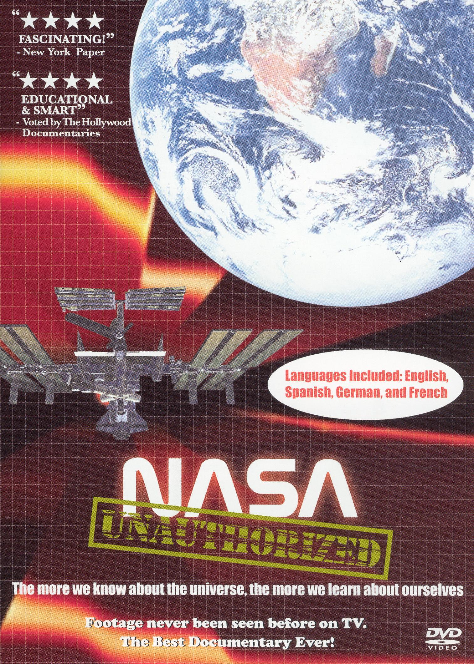NASA Unauthorized