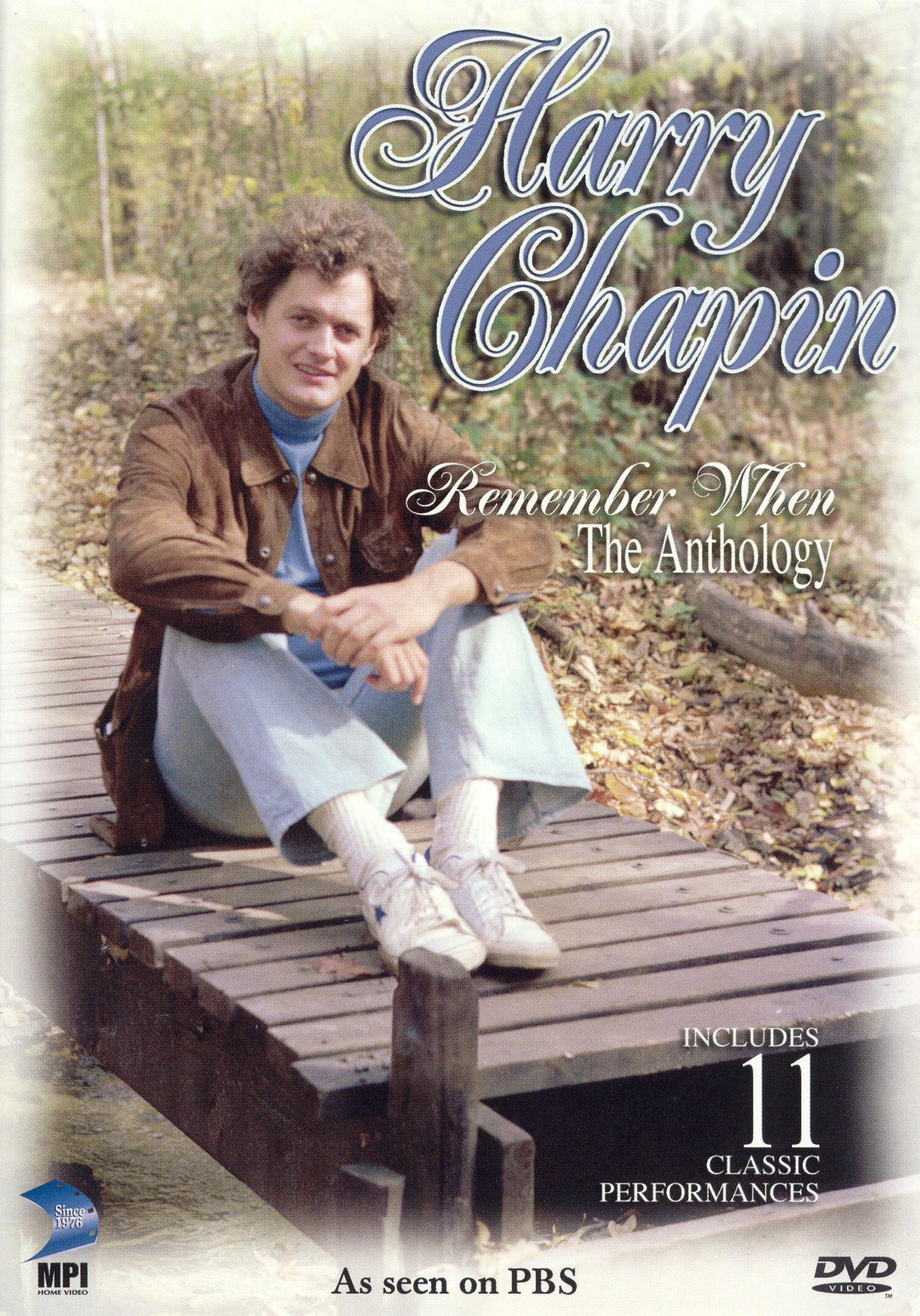Harry Chapin: Remember When - The Anthology